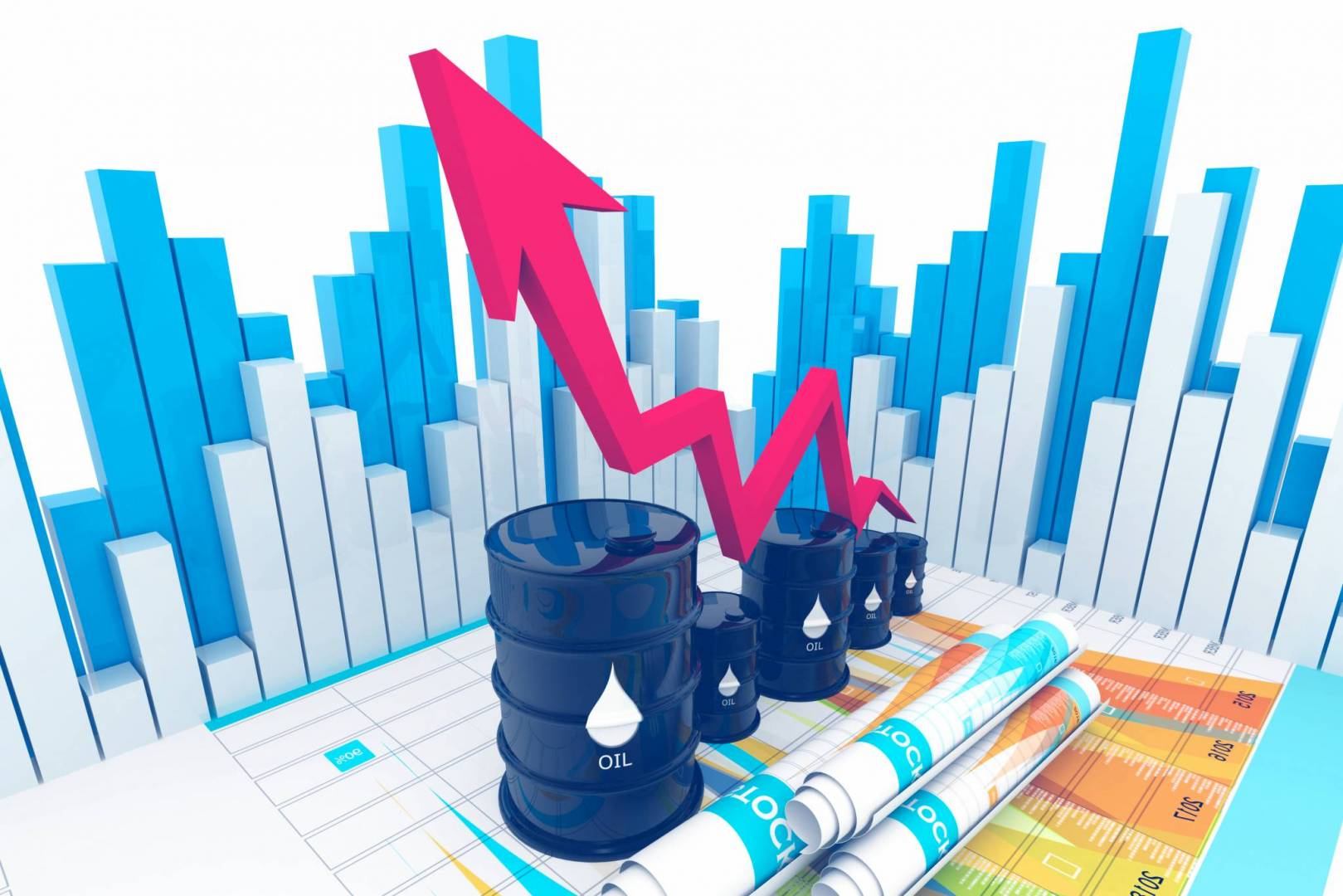 أسعار النفط ترتفع.. رغم المخاوف من زيادة الإمدادات