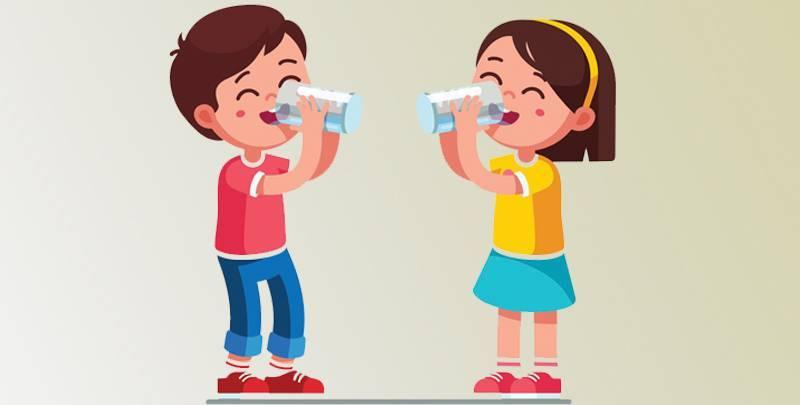 نصائح لزيادة شرب الماء