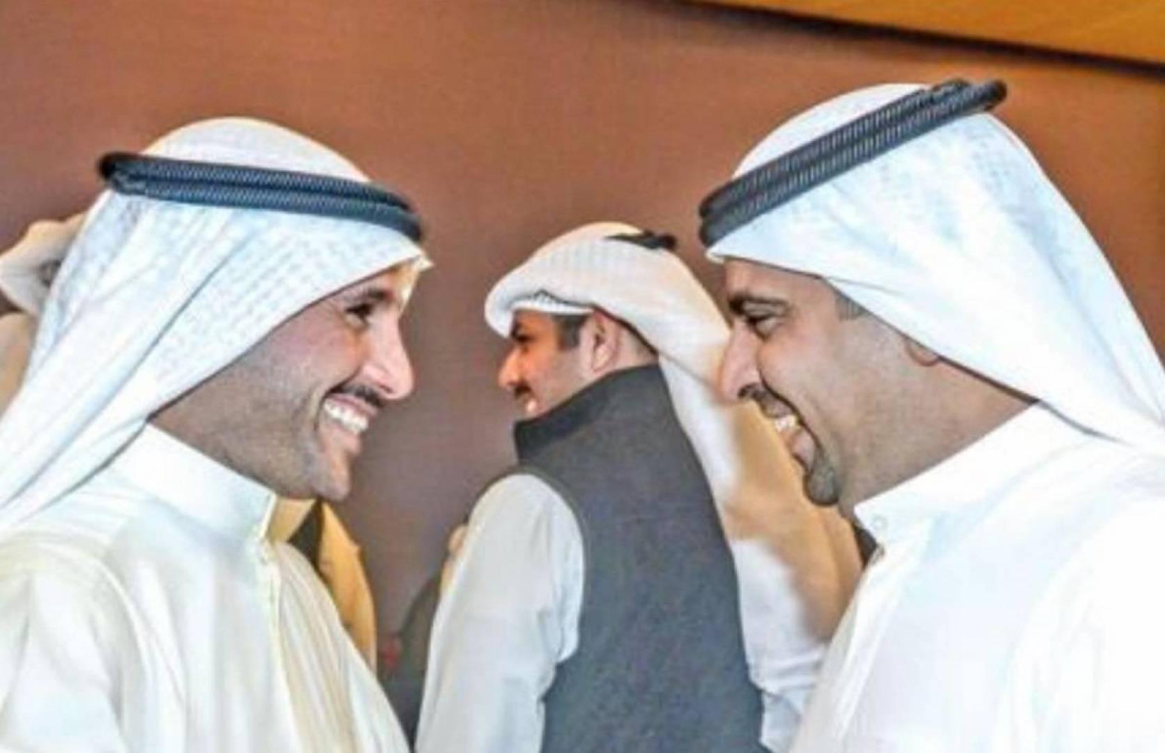 الرئيس الغانم: أخي راكان خير من يمثل الكويت