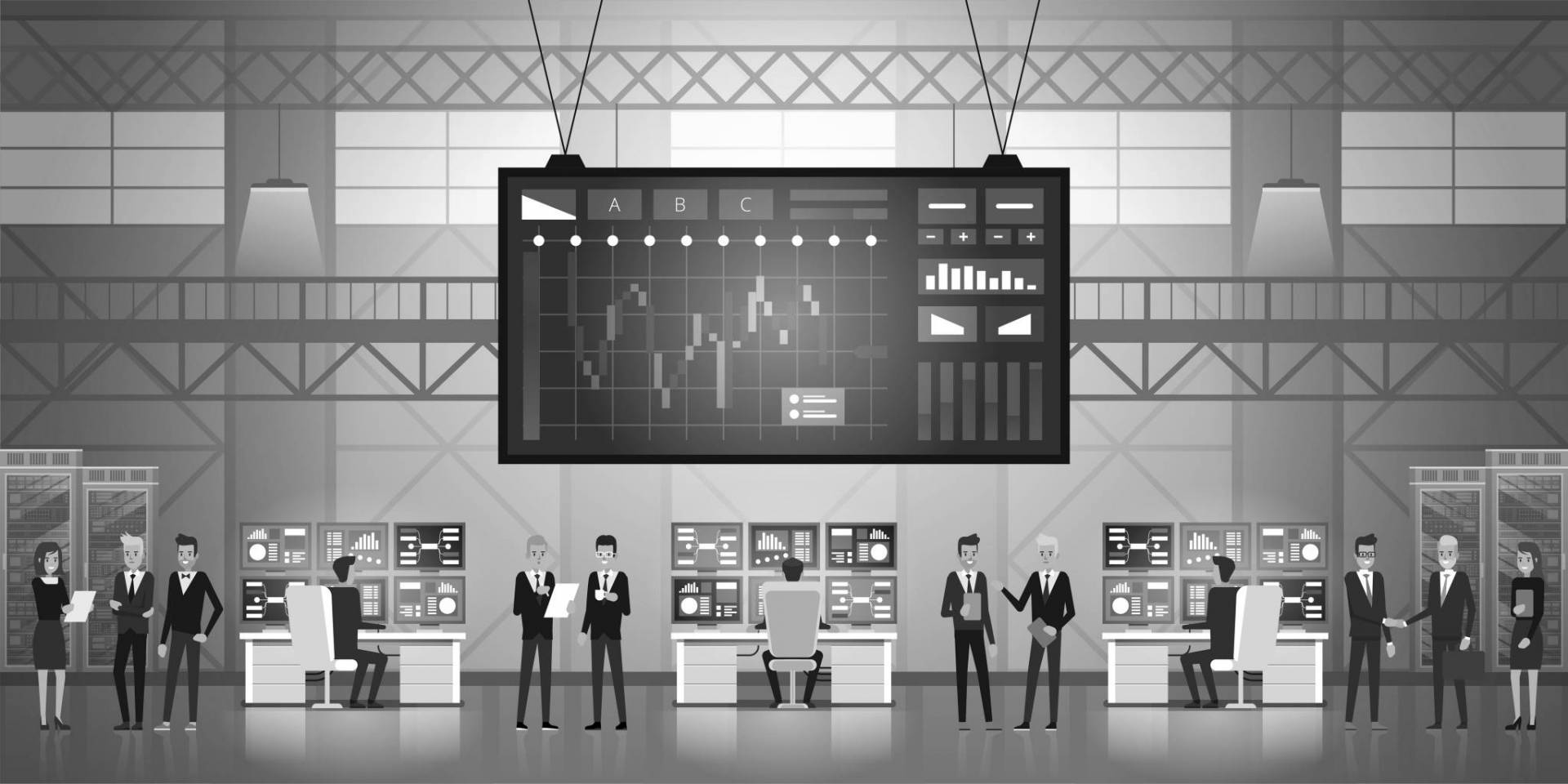 ما الذي ينتظر الأسواق المالية العالمية هذا الأسبوع؟