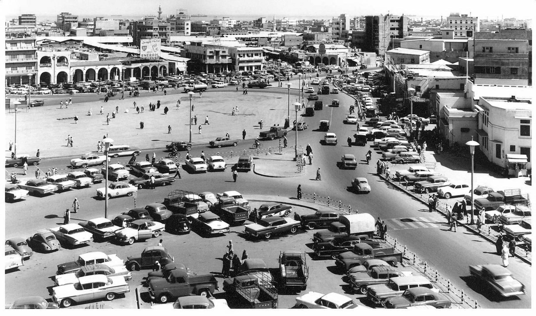 ساحة الصفاة.. أرشيفية