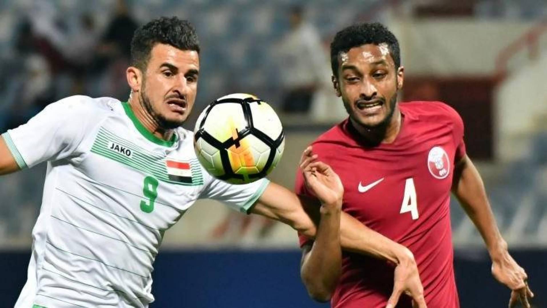 قطر تواجه العراق.. لقاء خارج التوقعات