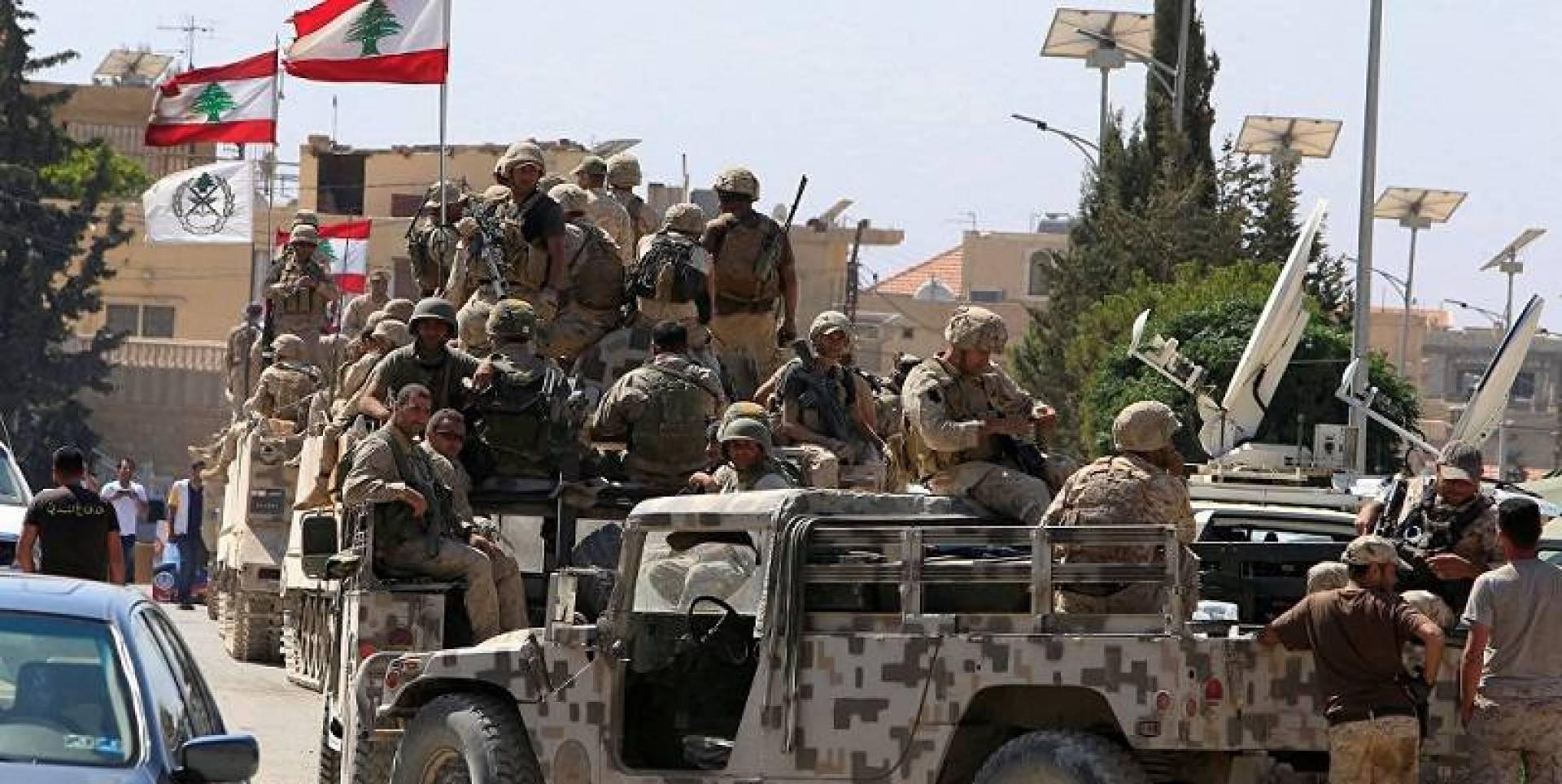 الولايات المتحدة تفرج عن 105 مليون دولار كمساعدات للقوات المسلحة اللبنانية