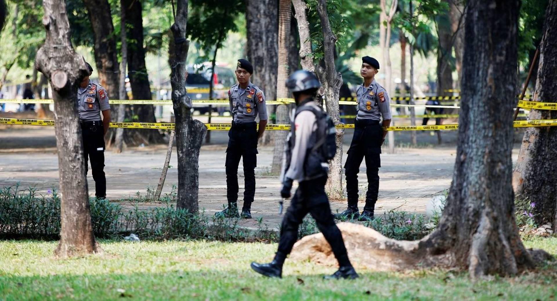 إصابة جنديين جراء انفجار في وسط العاصمة الإندونيسية قرب قصر الرئاسة