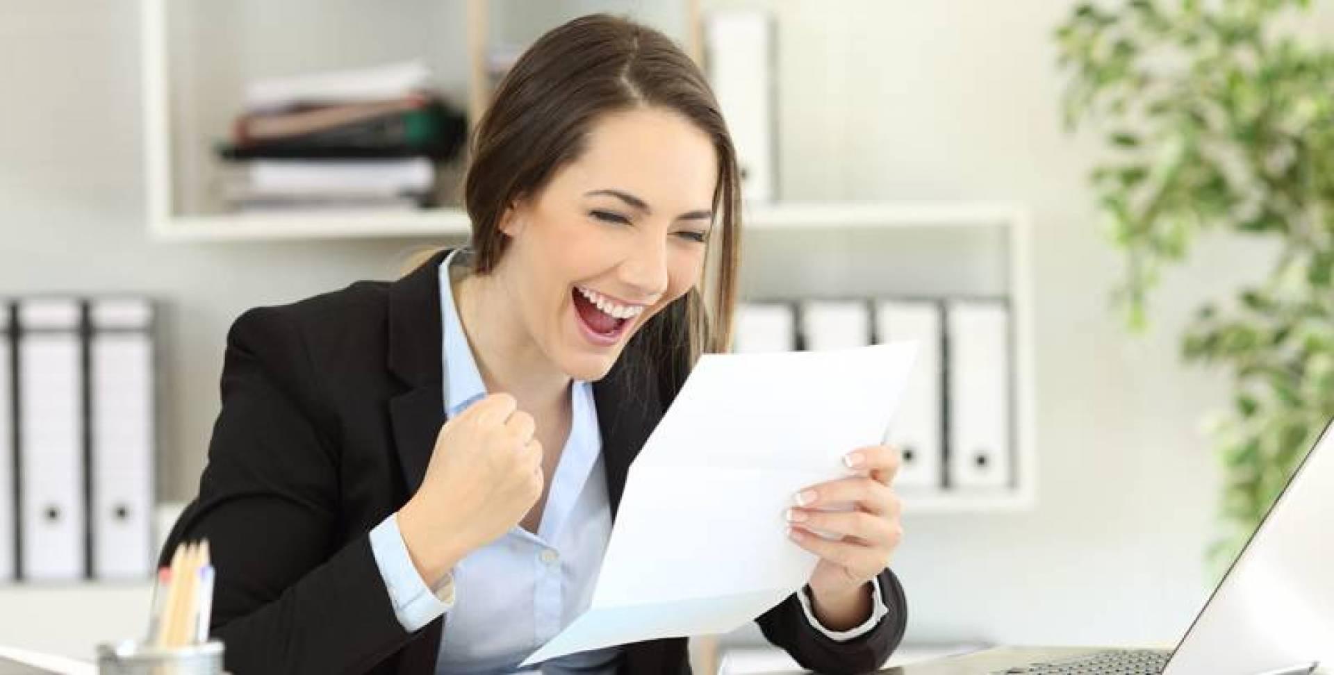 %67 من رائدات الأعمال يثقن بالحصول على تمويل