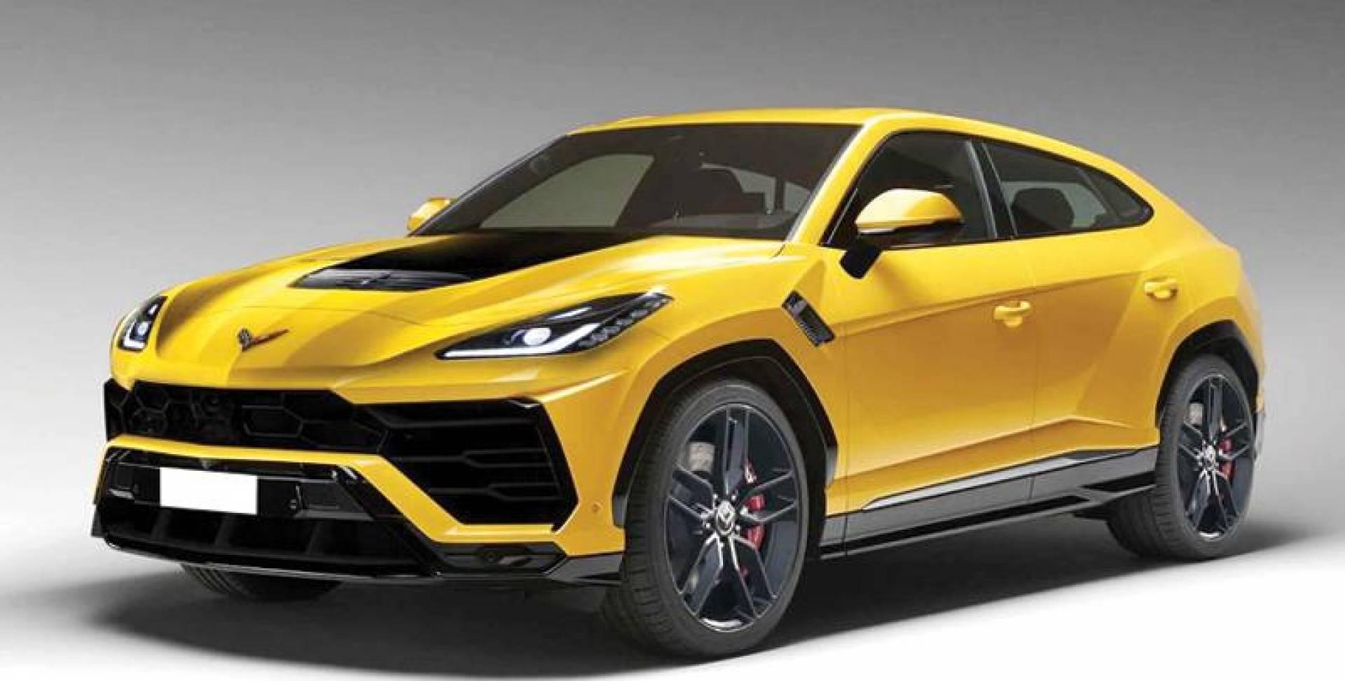 «جنرال موتورز» تخطط لإنتاج شيفروليه كورفيت SUV