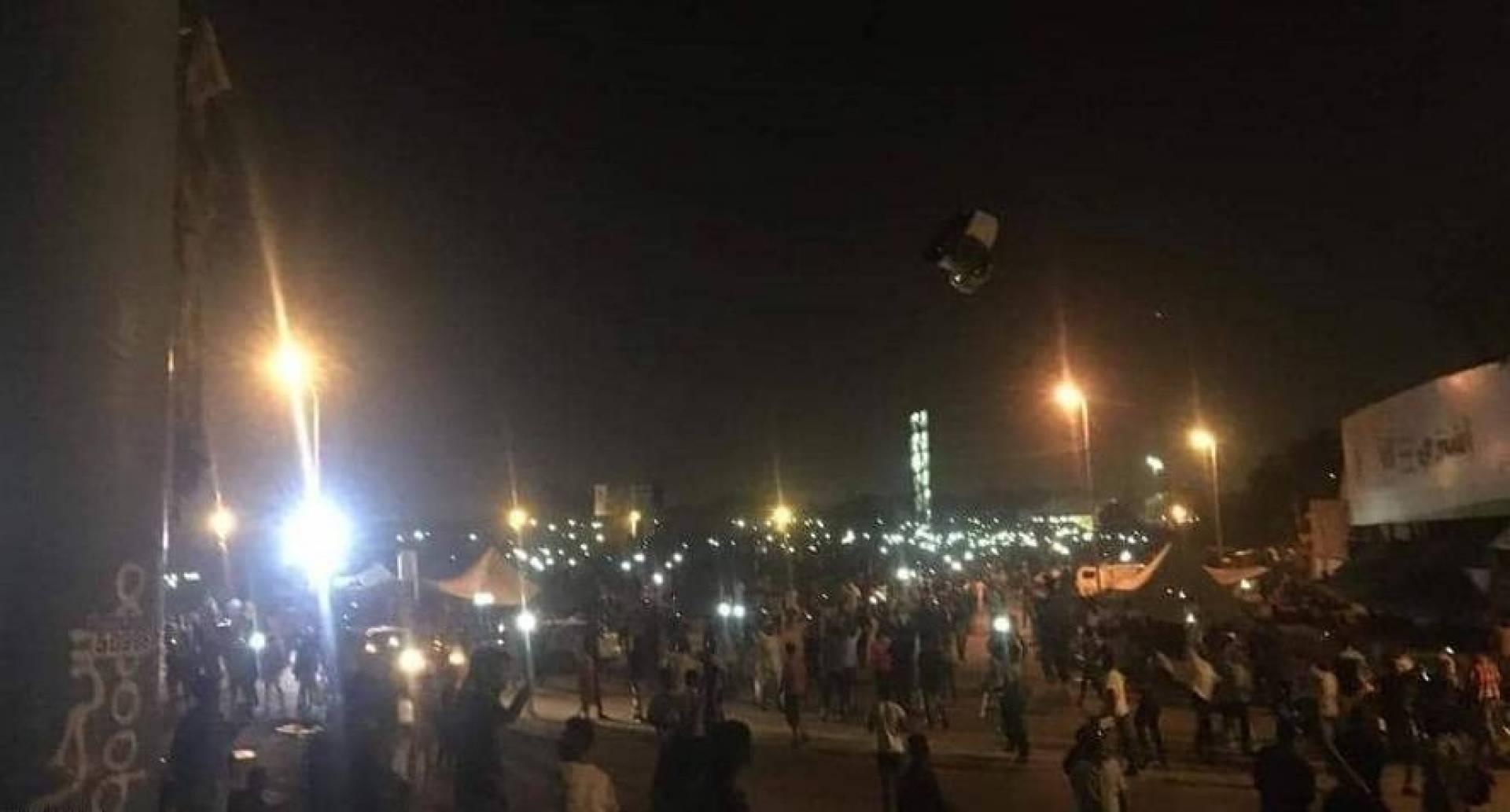 ناشطون عراقيون: تسجيل حالتي طعن بالسكين في ساحة التحرير وسط بغداد