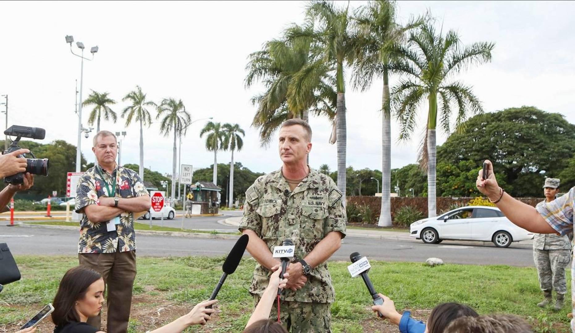 3 قتلى بينهم منفذ الهجوم بحادث إطلاق نار في قاعدة «بيرل هاربر» الأميركية