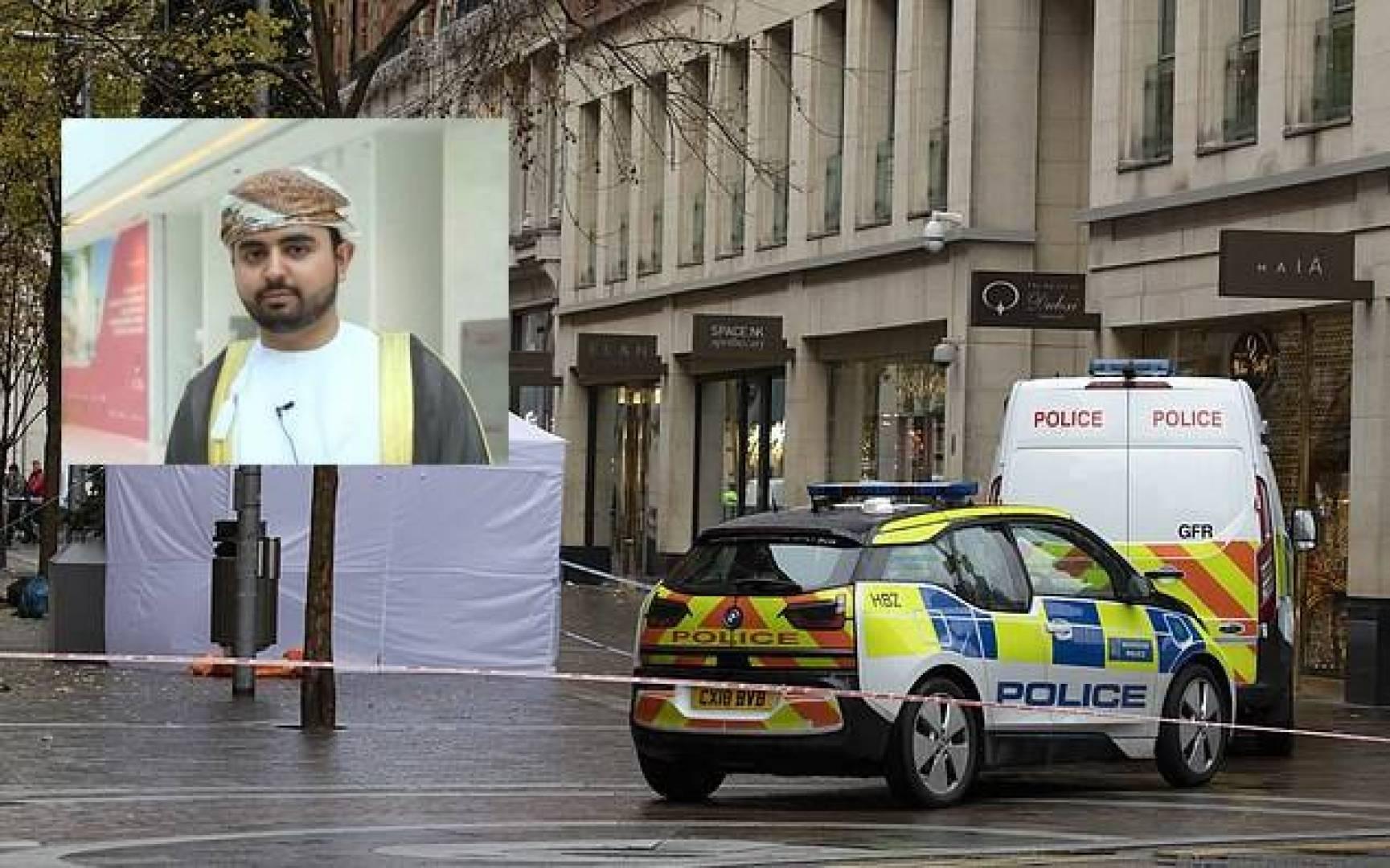 مقتل طالب عماني في لندن.. بسبب ساعته!