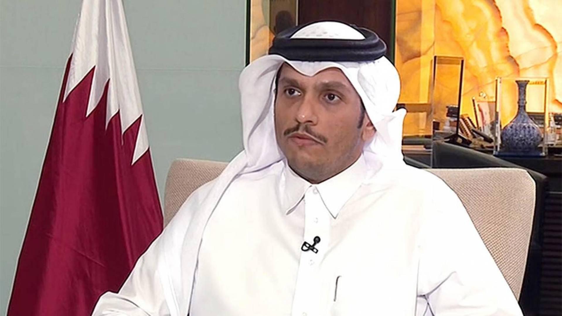 وزير الخارجية القطري: رؤية مستقبلية بشأن الأزمة الخليجية