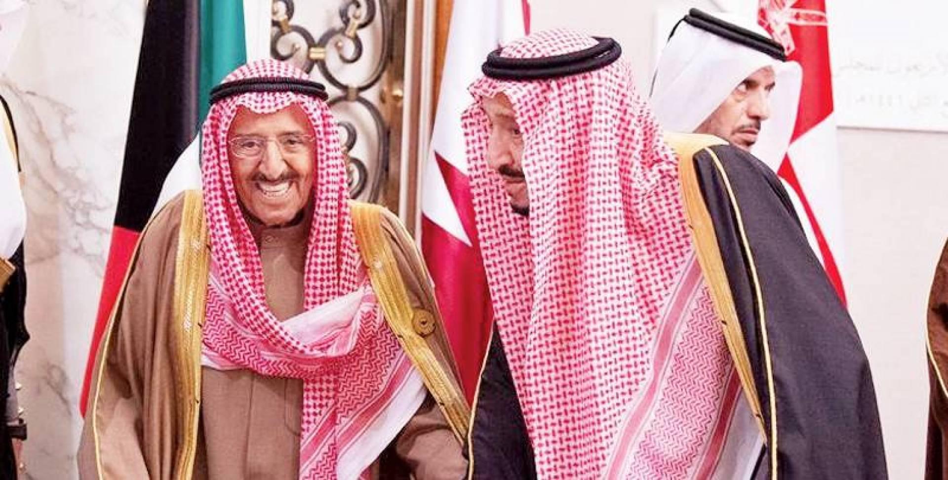 سمو أمير البلاد وخادم الحرمين الشريفين