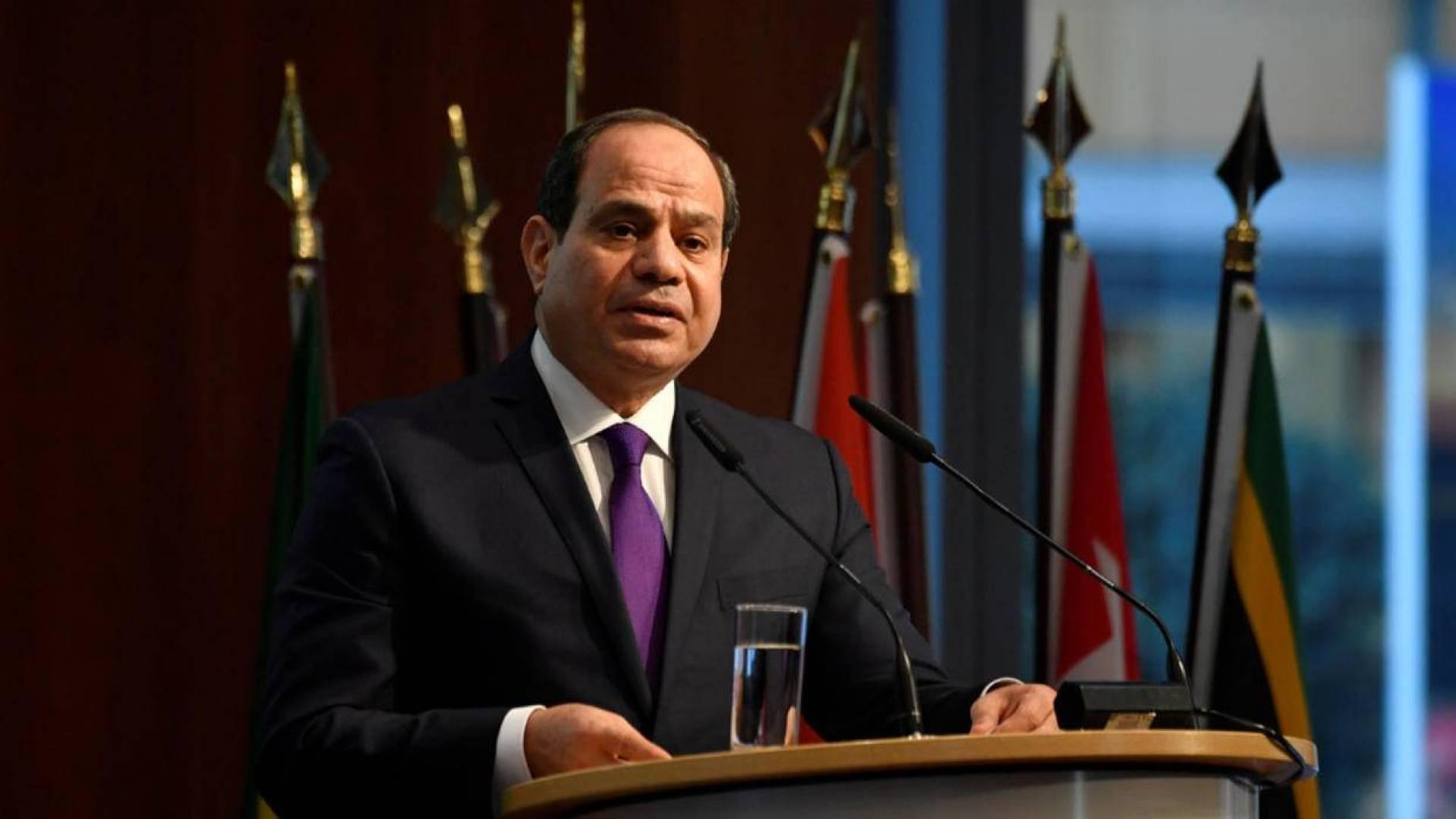 «السيسي» يطالب باستضافة مركز الاتحاد الأفريقي لإعمار ما بعد النزاعات