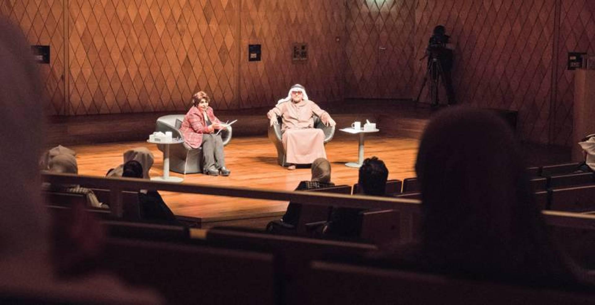 جاسم النبهان وليلى أحمد