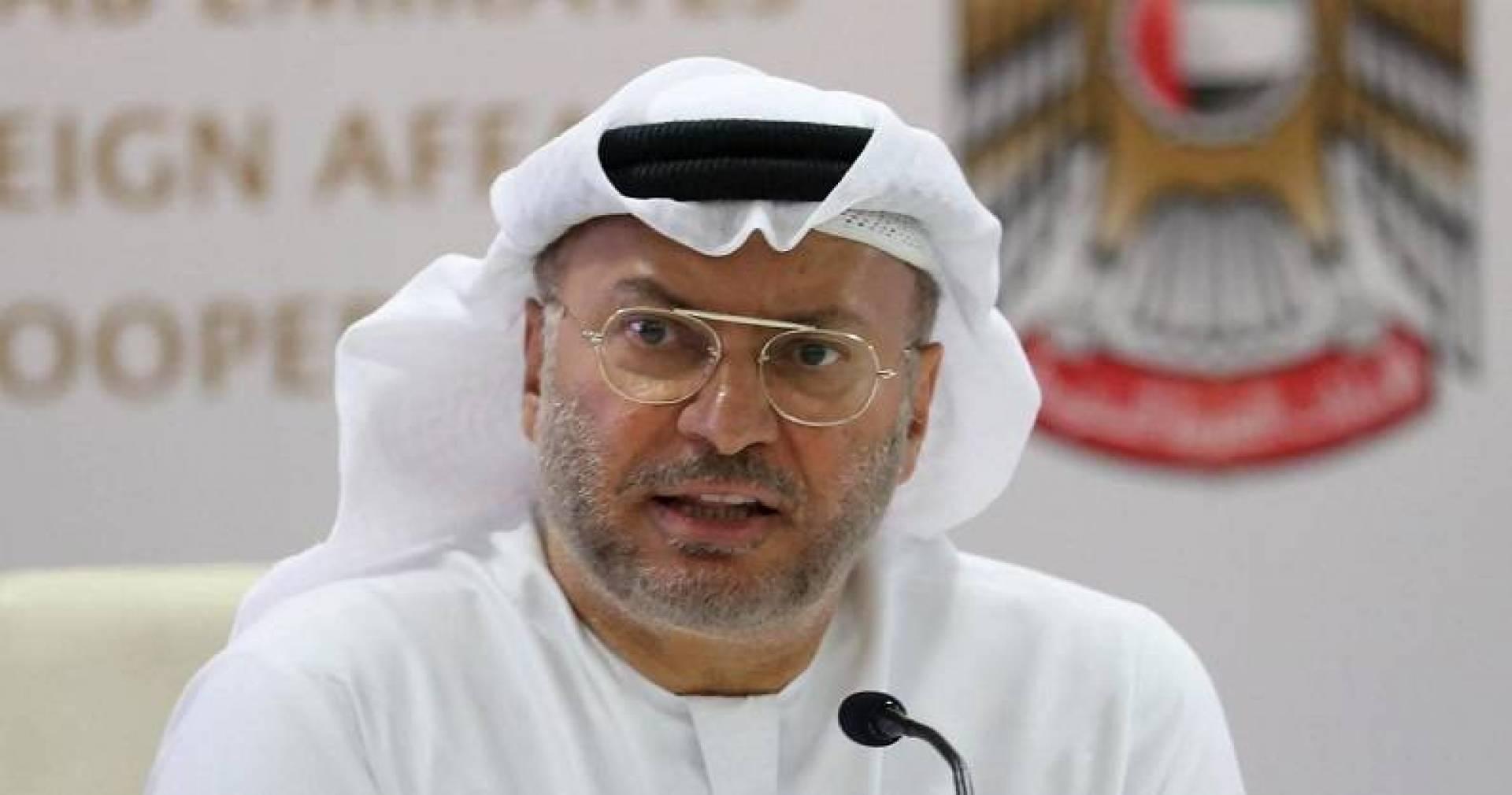 وزير الدولة الإماراتي للشؤون الخارجية: قوة الرياض والقاهرة ضرورية لكل العرب