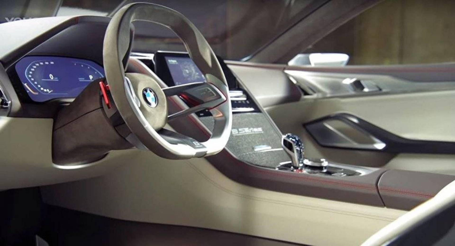 «BMW» تطلق سيارات «أندرويد».. في 2020
