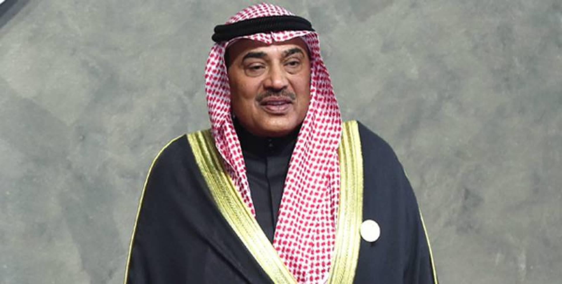 سمو رئيس الوزراء الشيخ صباح الخالد