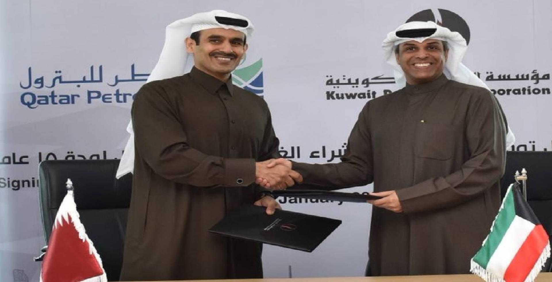 اتفاقية مع قطر لاستيراد 3 ملايين طن من الغاز سنويًا.. لمدة 15 عامًا