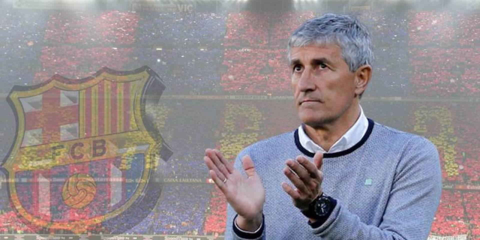 من هو كيكي سيتين مدرب برشلونة الجديد؟