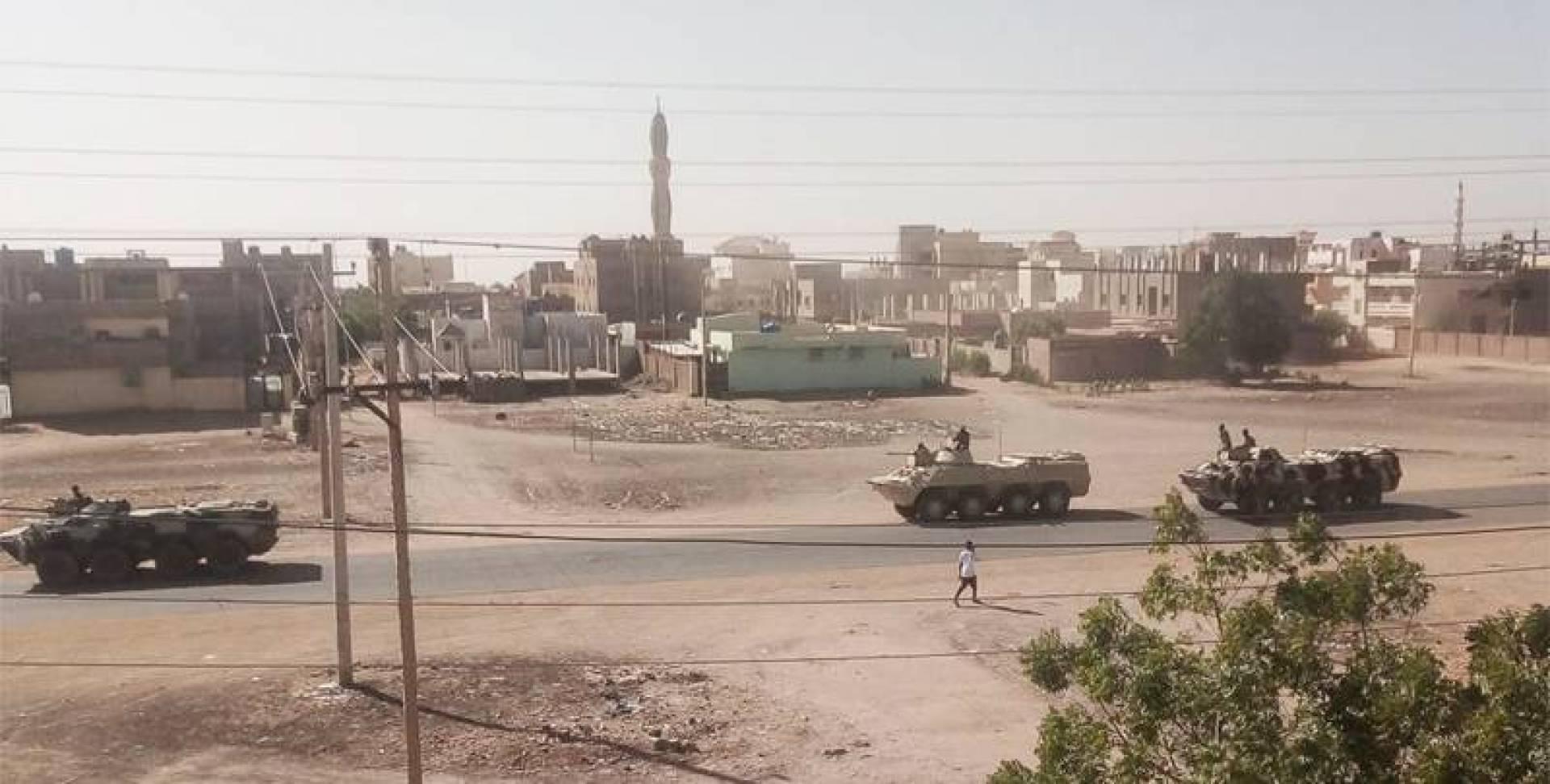 السودان: اشتباكات بين الجيش وعناصر بالمخابرات