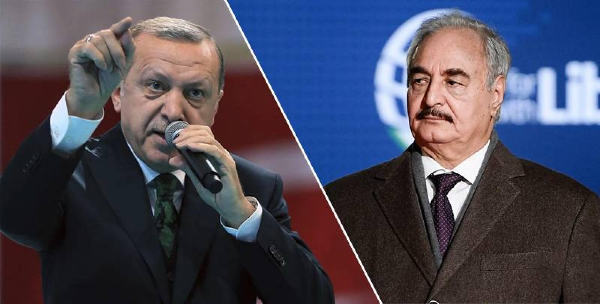 محادثات موسكو الليبية تفشل.. وأردوغان يتوعد حفتر