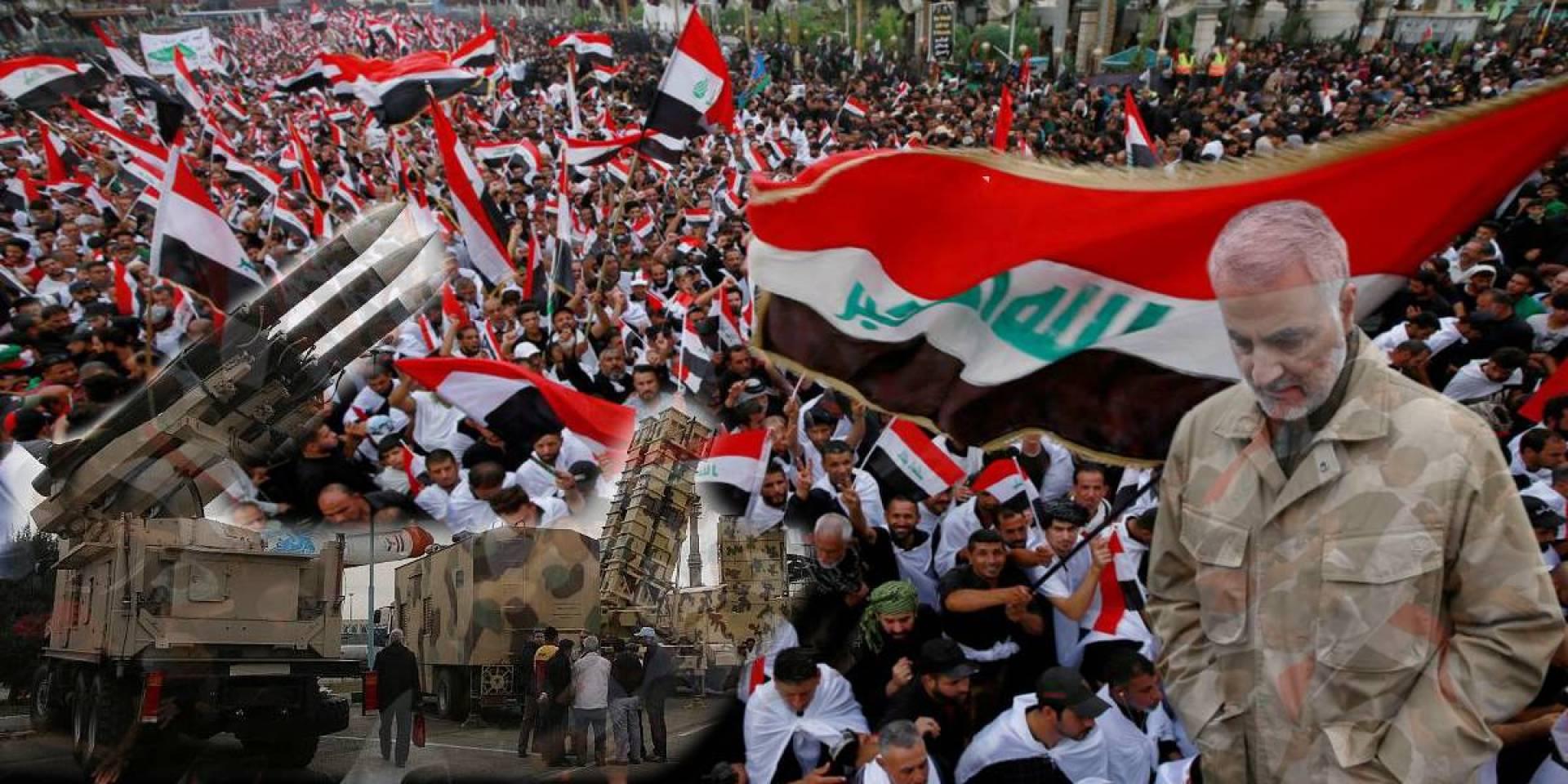 بين قاسم سليماني و«عين الأسد».. ثورة العراق في مهب الريح