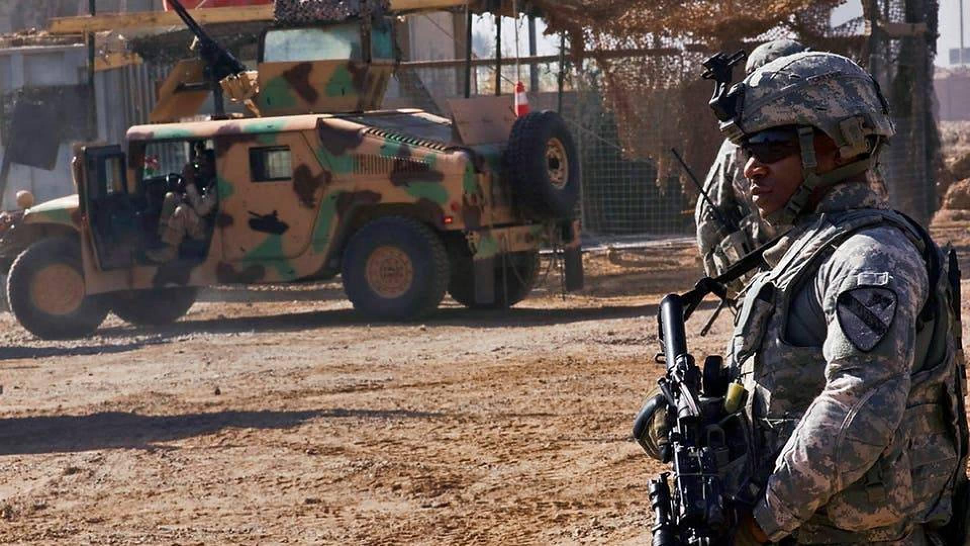 صواريخ كاتيوشا تستهدف قاعدة التاجي حيث يتمركز جنود أميركيون شمال بغداد