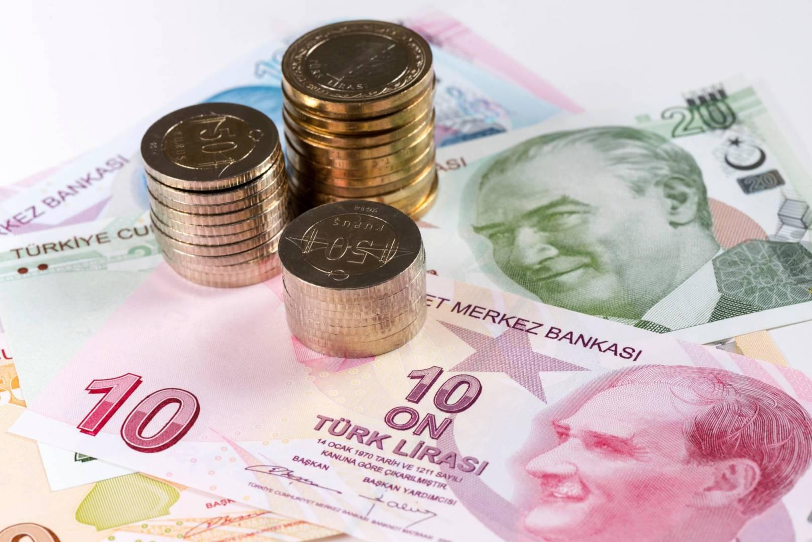 عجز ميزان المعاملات الجارية التركي 518 مليون دولار في نوفمبر