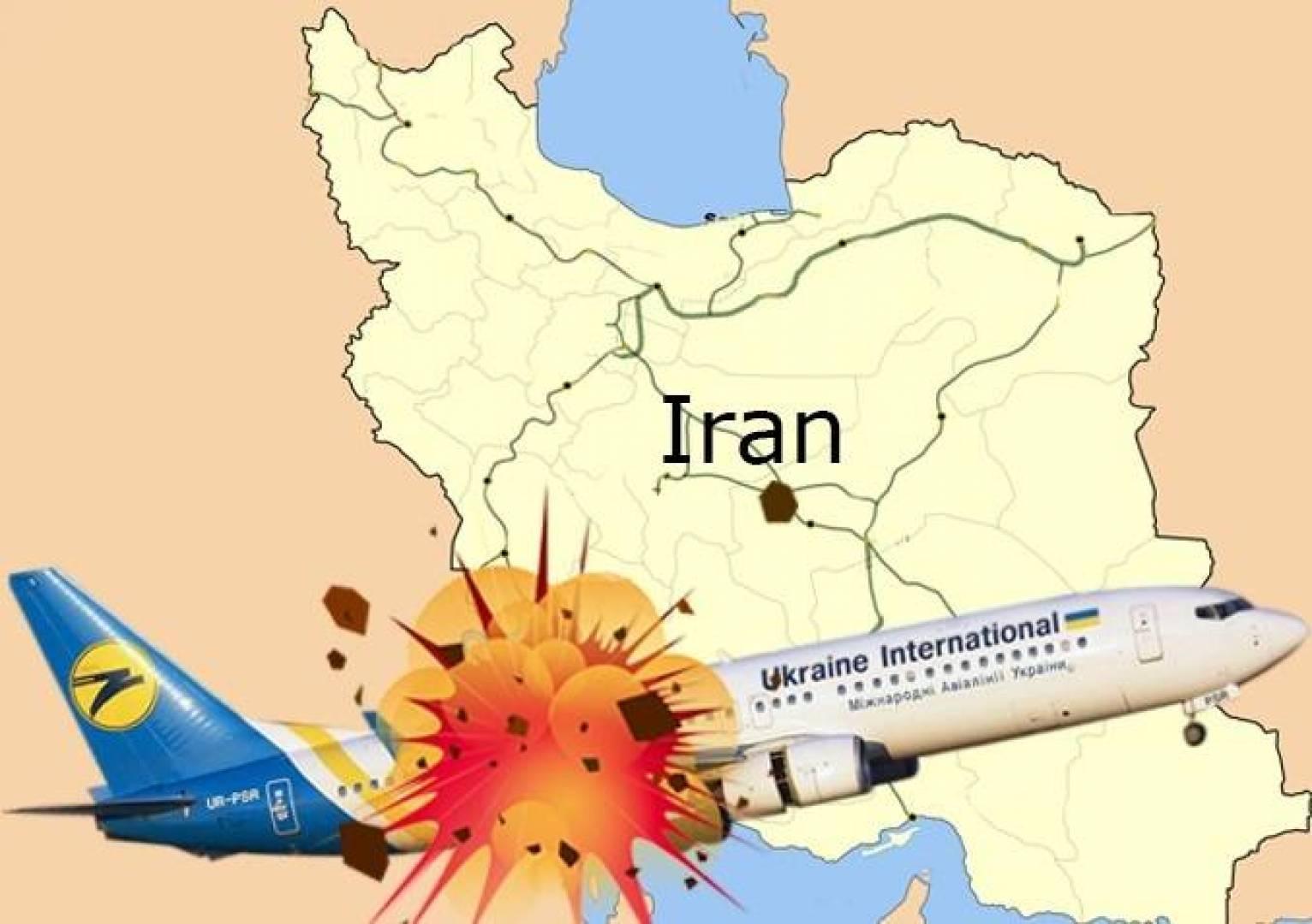 نيويورك تايمز: الطائرة الأوكرانية أسقطتها إيران بصاروخين وليس بصاروخ واحد