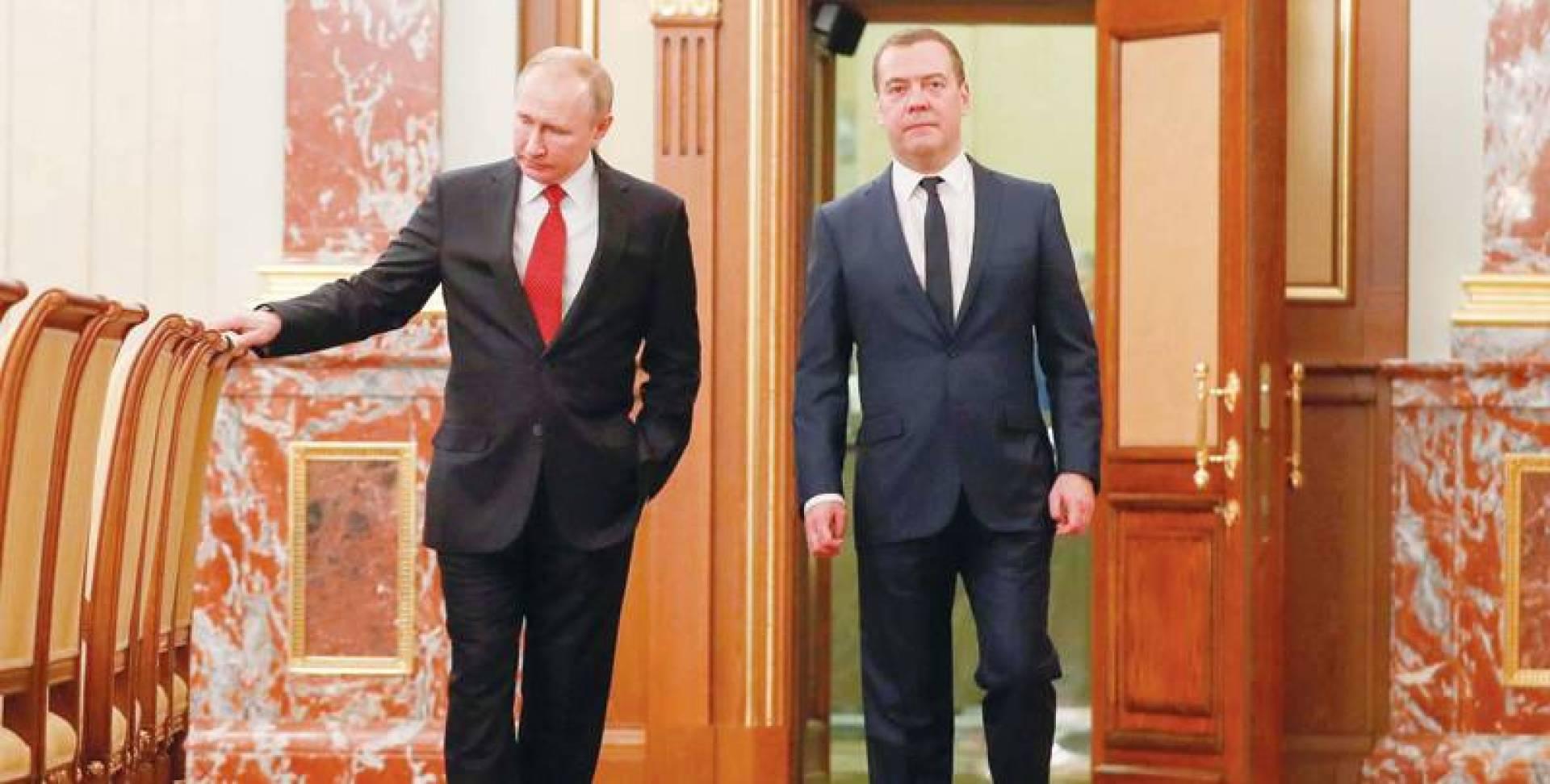 هل تتحضر روسيا لحقبة ما بعد بوتين؟