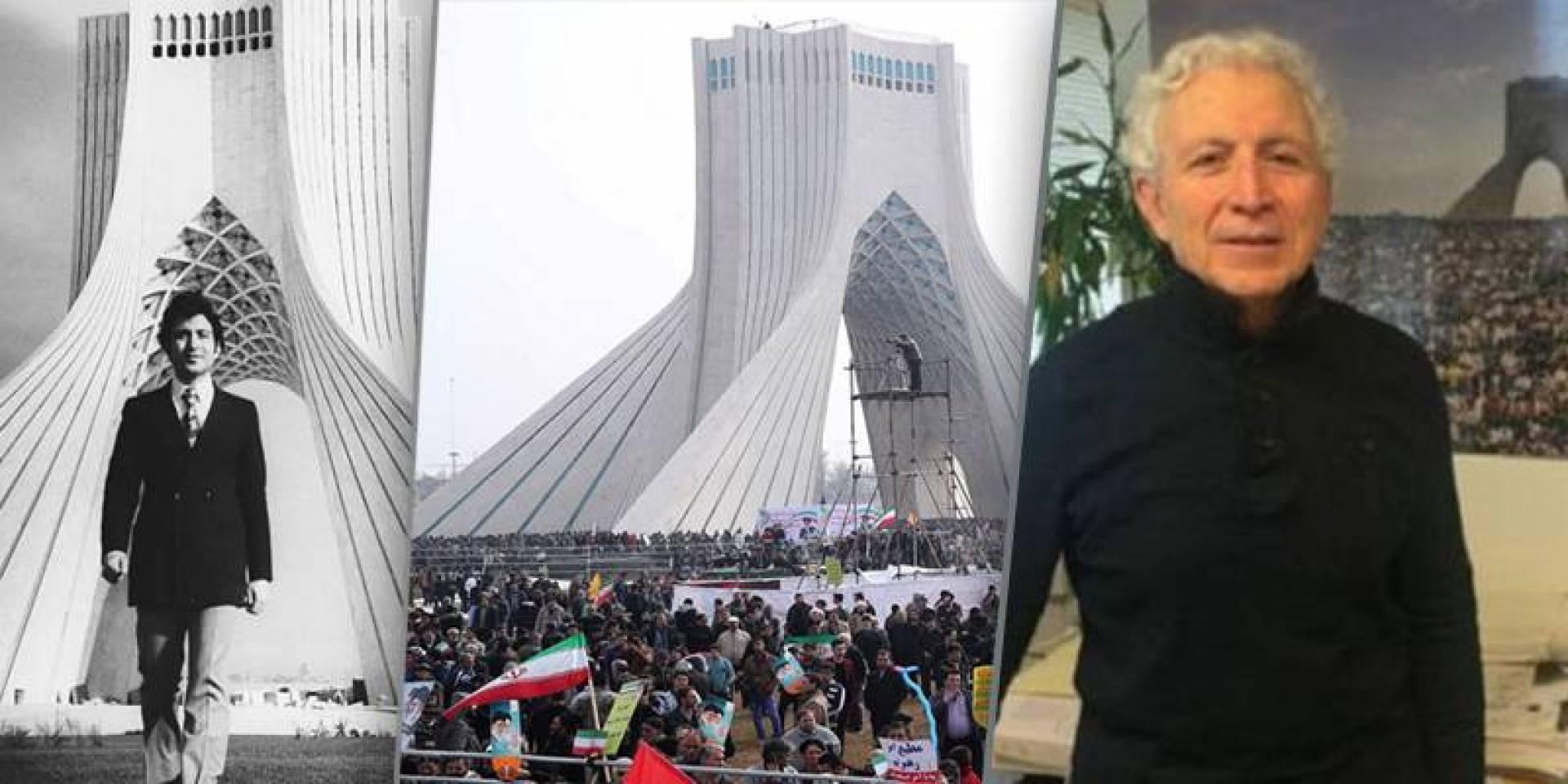 مفارقة مأساوية.. مصمم ميدان «آزادي» رمز الحرية في إيران فر هارباً بسبب الاضطهاد