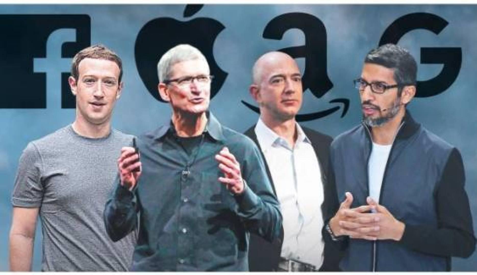 القيمة السوقية لأكبر خمس شركات تكنولوجية.. تقفز إلى 5 تريليونات دولار!