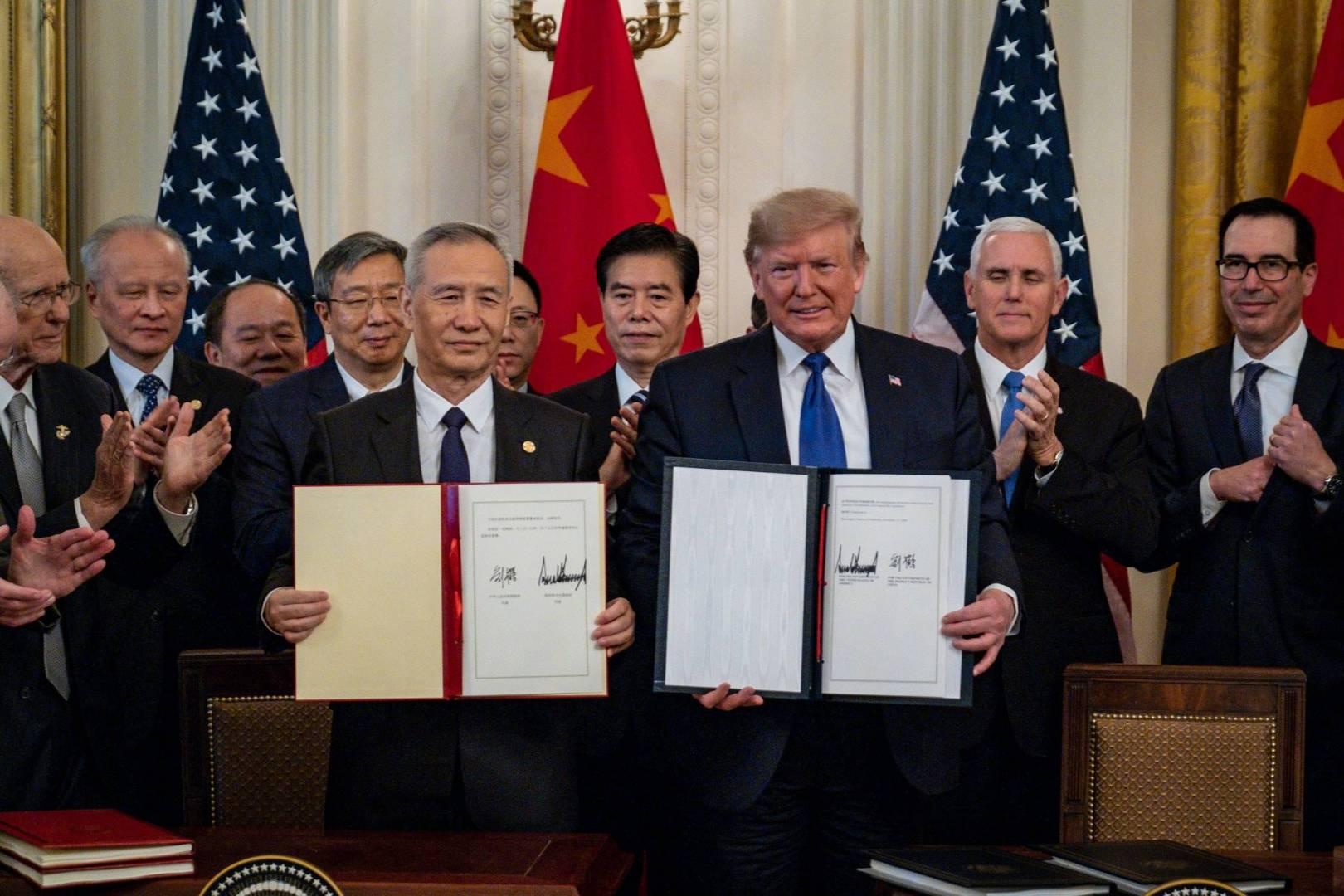 «الصين» سترفع قيمة مشترياتها من البضائع الأميركية بمقدار 200 مليار دولار
