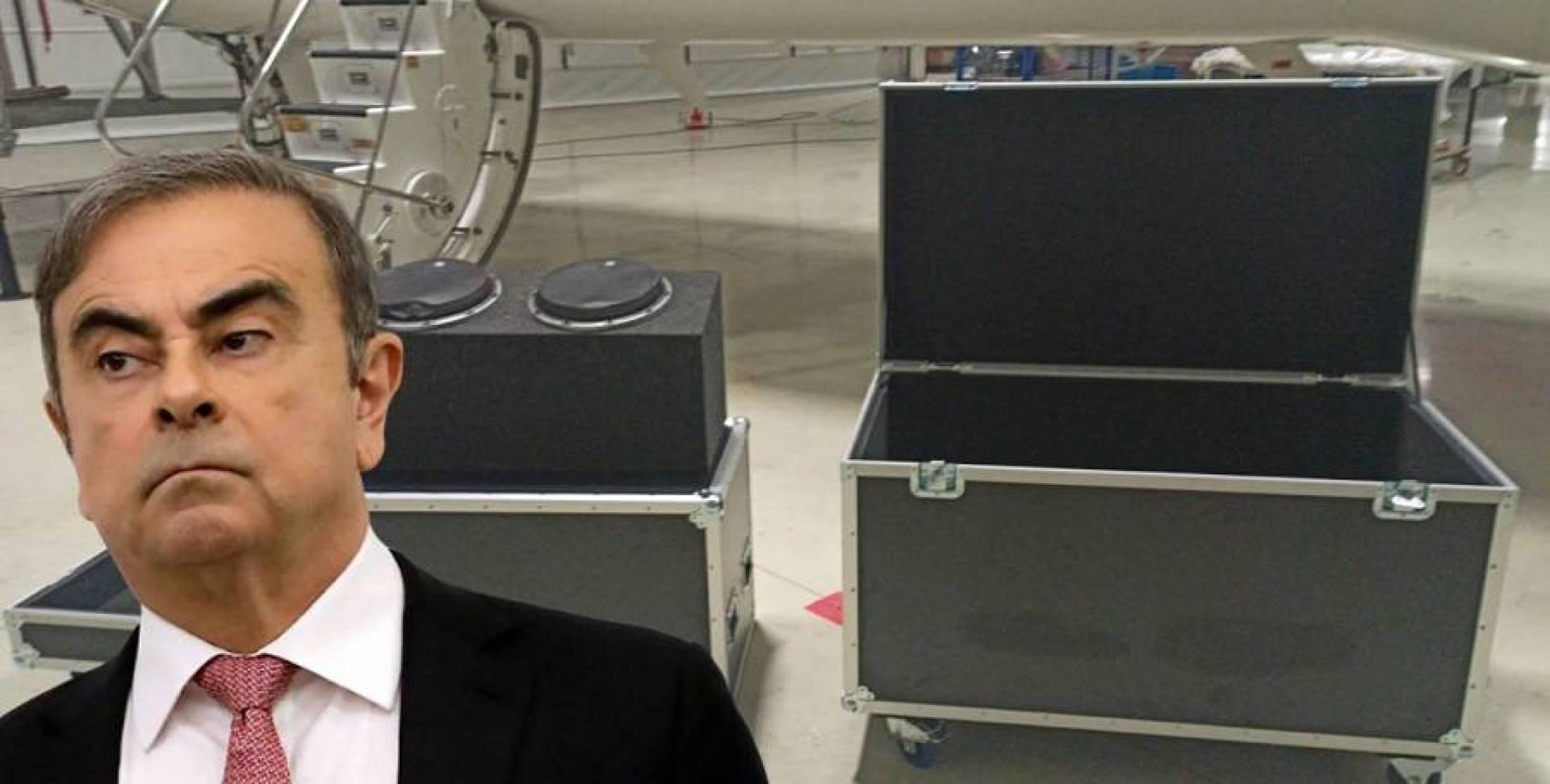«بلومبيرغ»: هروب كارلوس غصن كشف ثغرات في أمن الطيران