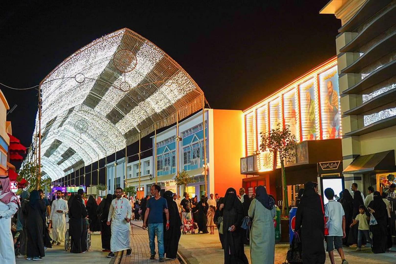 «موسم الرياض» يعزز مكانة «الاقتصاد السعودي» غير النفطي