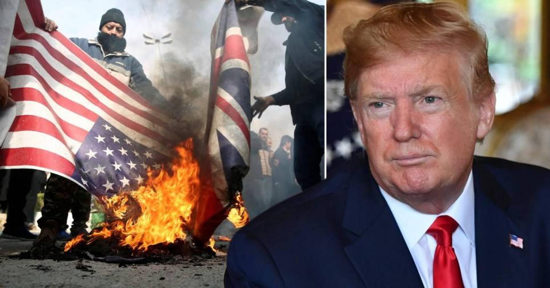 الولايات المتحدة: وضع إيران جائزة لقتل ترامب يبرز الأسس الإرهابية لهذا النظام