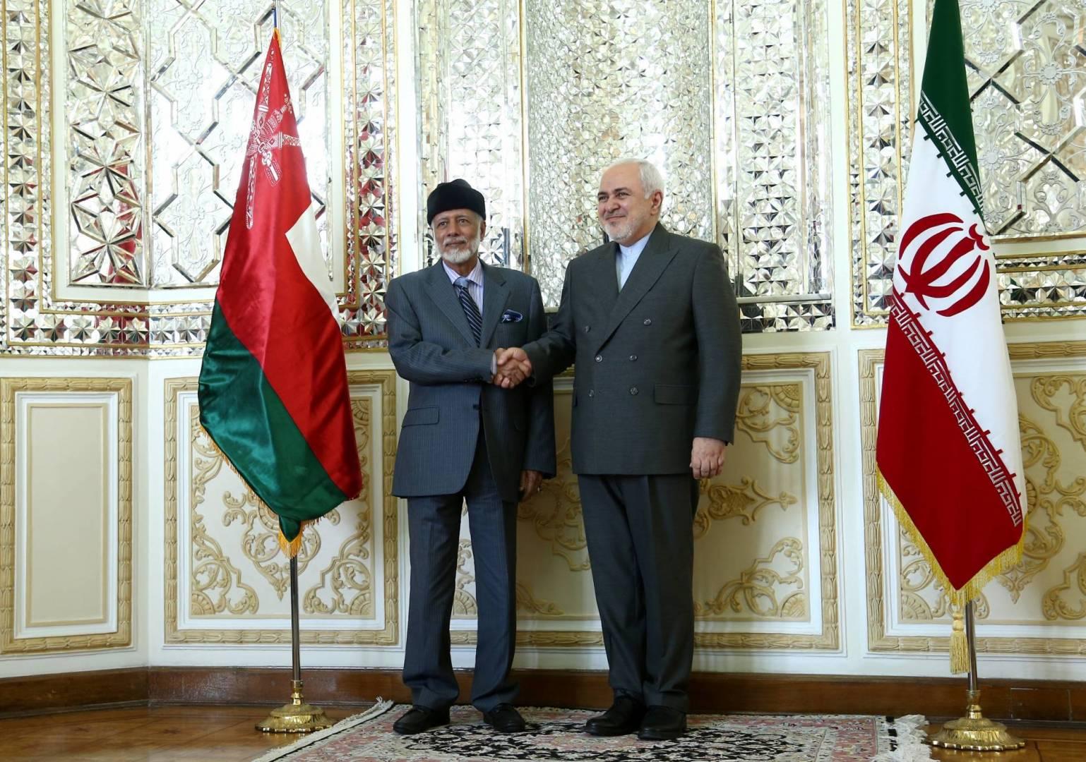 وزير الشؤون الخارجية العُماني يزور طهران.. للمرة الثانية خلال أسبوعين