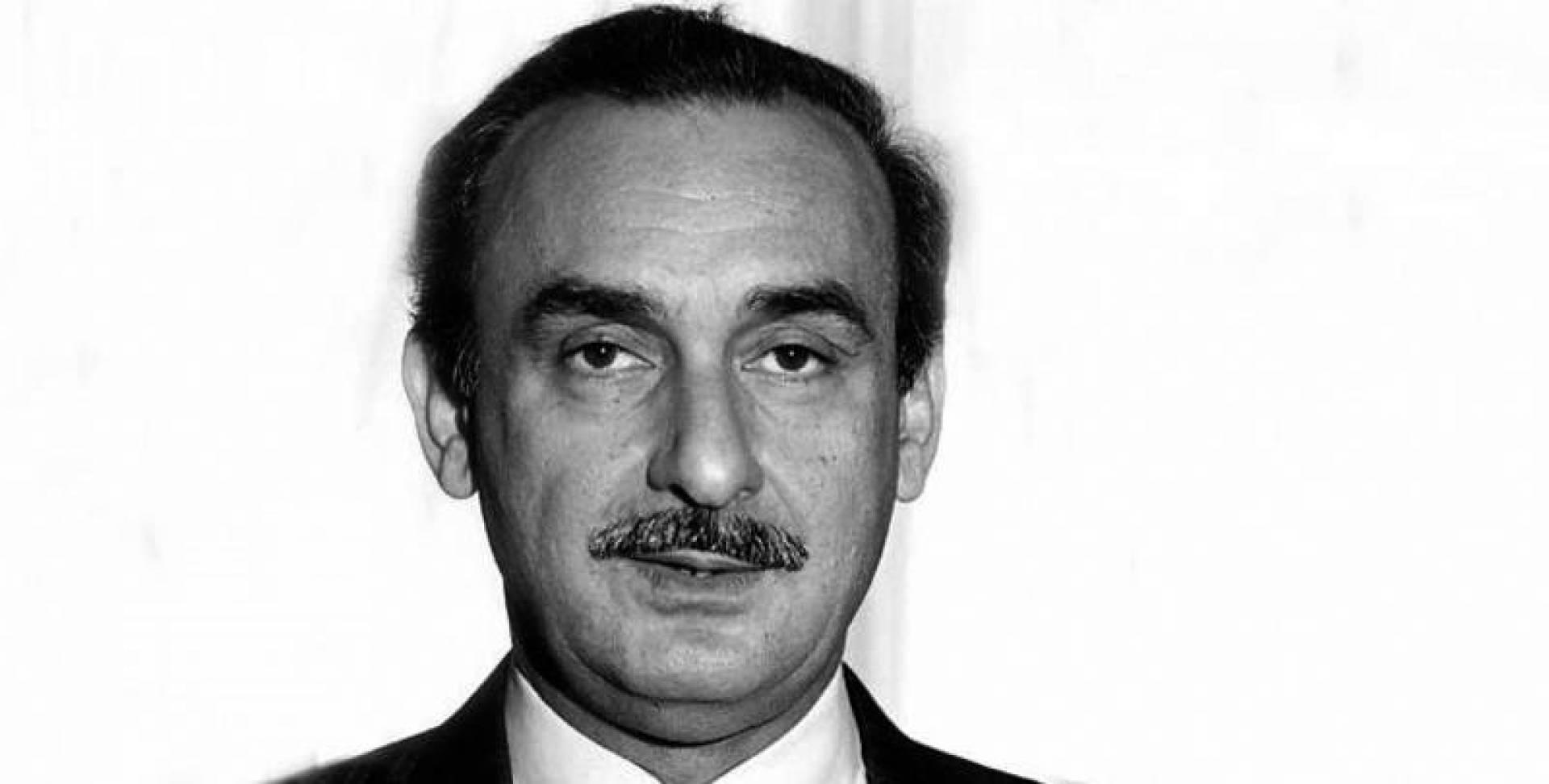 د. نائل النقيب وكيل وزارة الصحة في السابق.. أرشيفية