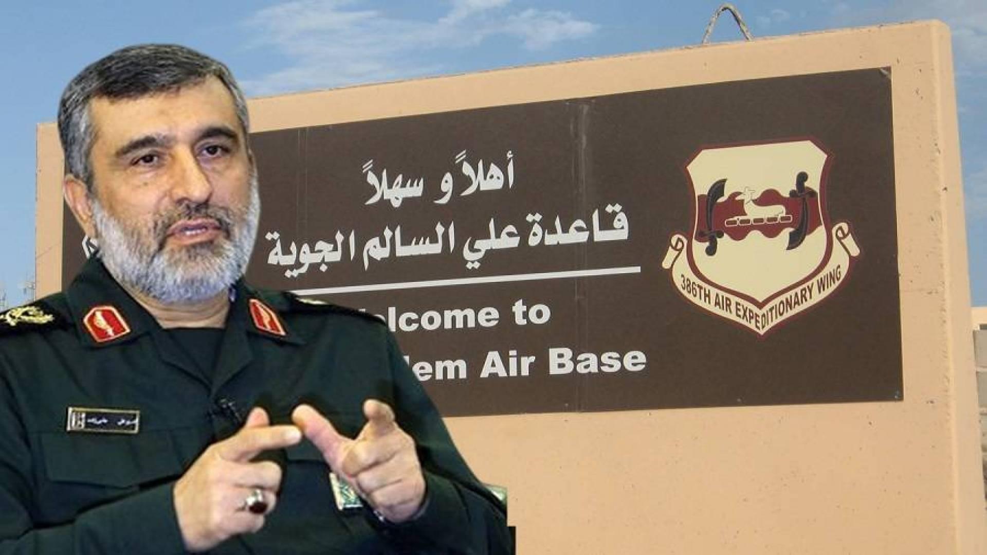 الحرس الثوري: الطائرة المسيرة التي قتلت سليماني انطلقت من الكويت
