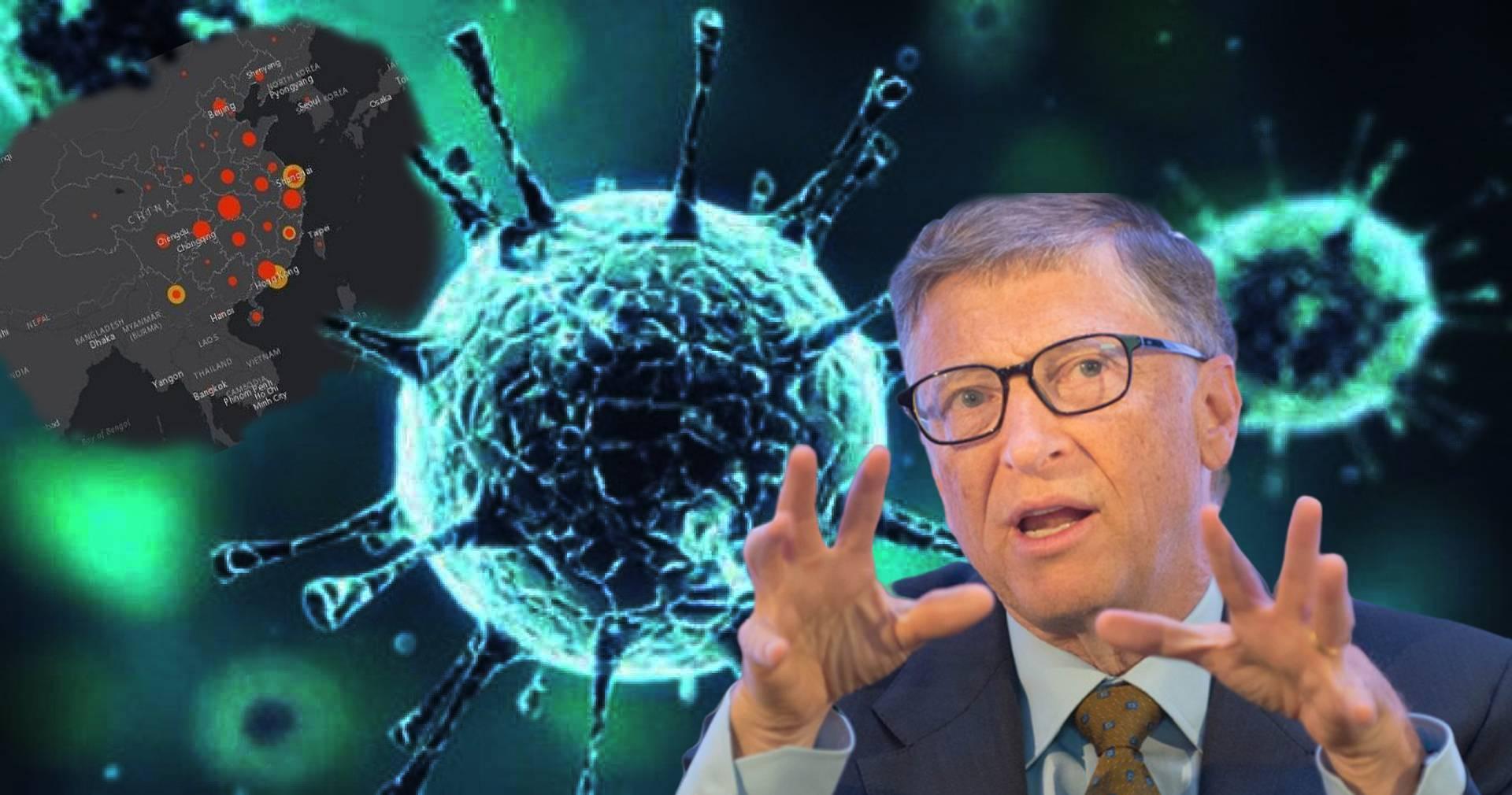 كيف توقع «بيل غيتس» ظهور فيروس كورونا في الصين منذ عام؟