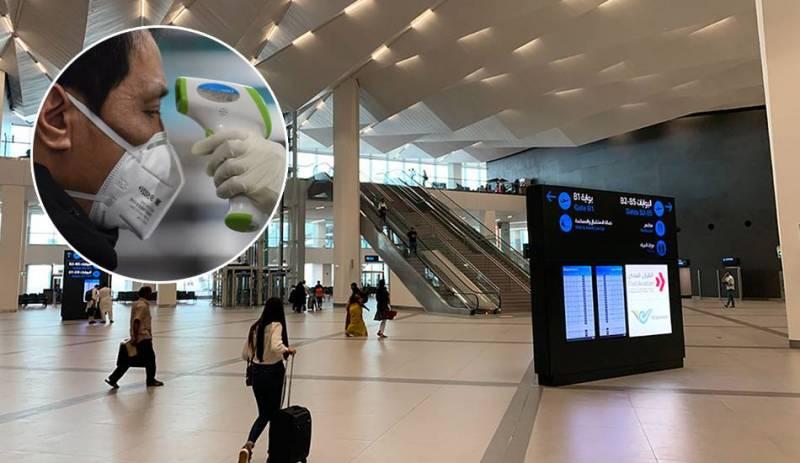 تأهب في المطار لحماية الكويت من فيروس «كورونا»