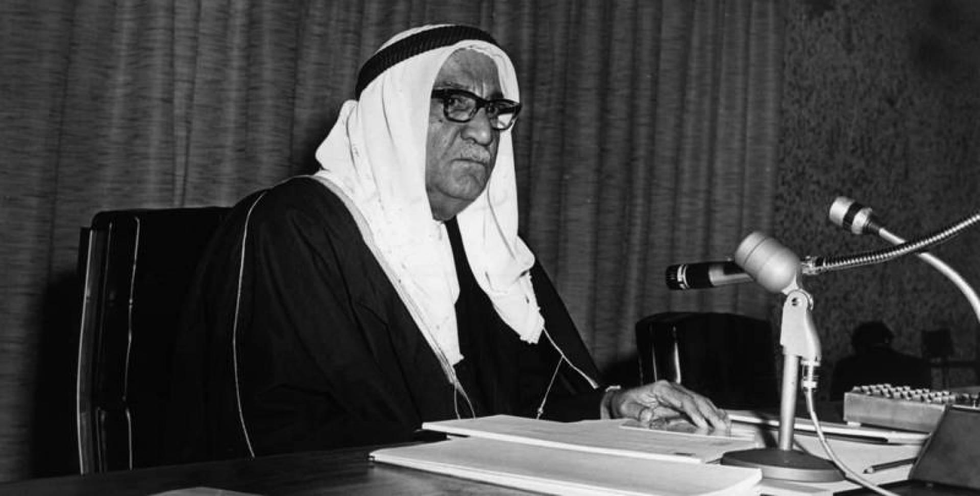 رئيس المجلس التأسيسي بالبحرين إبراهيم العريضي يتحدث لـ القبس.. أرشيفية