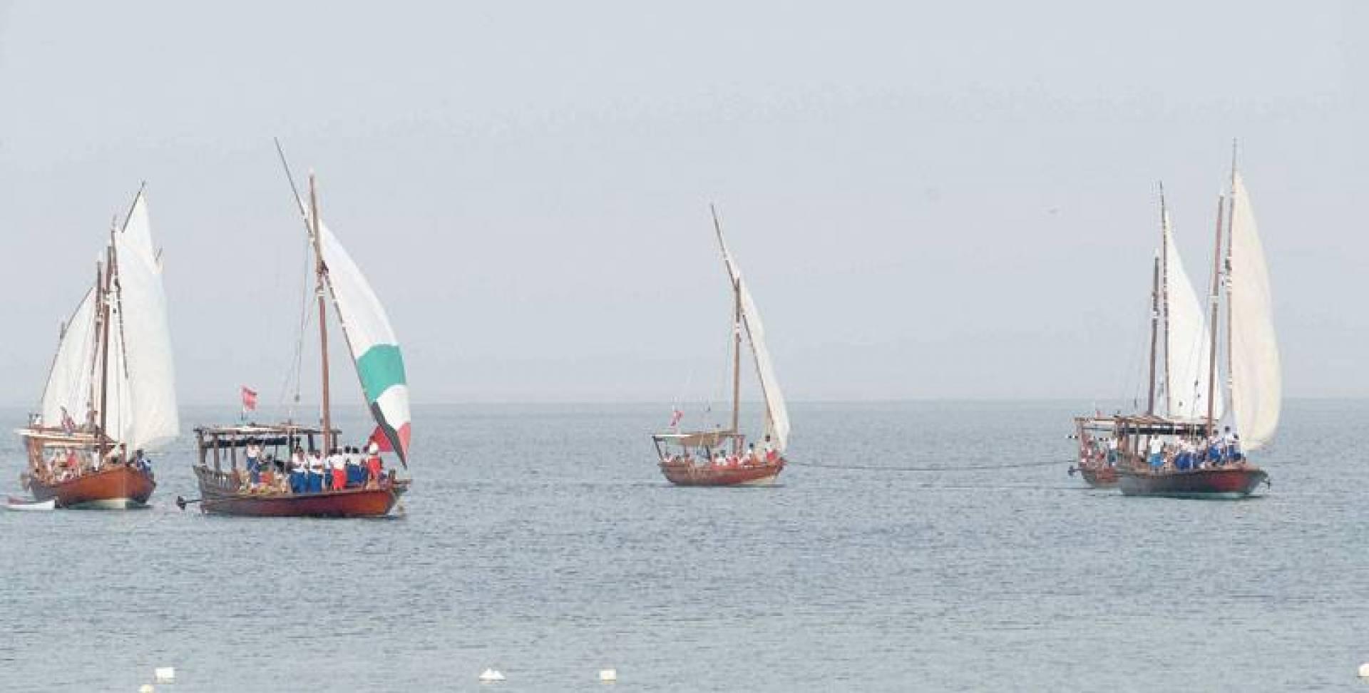 سفن النواخذة الجدد تبحر على خطى الأجداد | أرشيفية