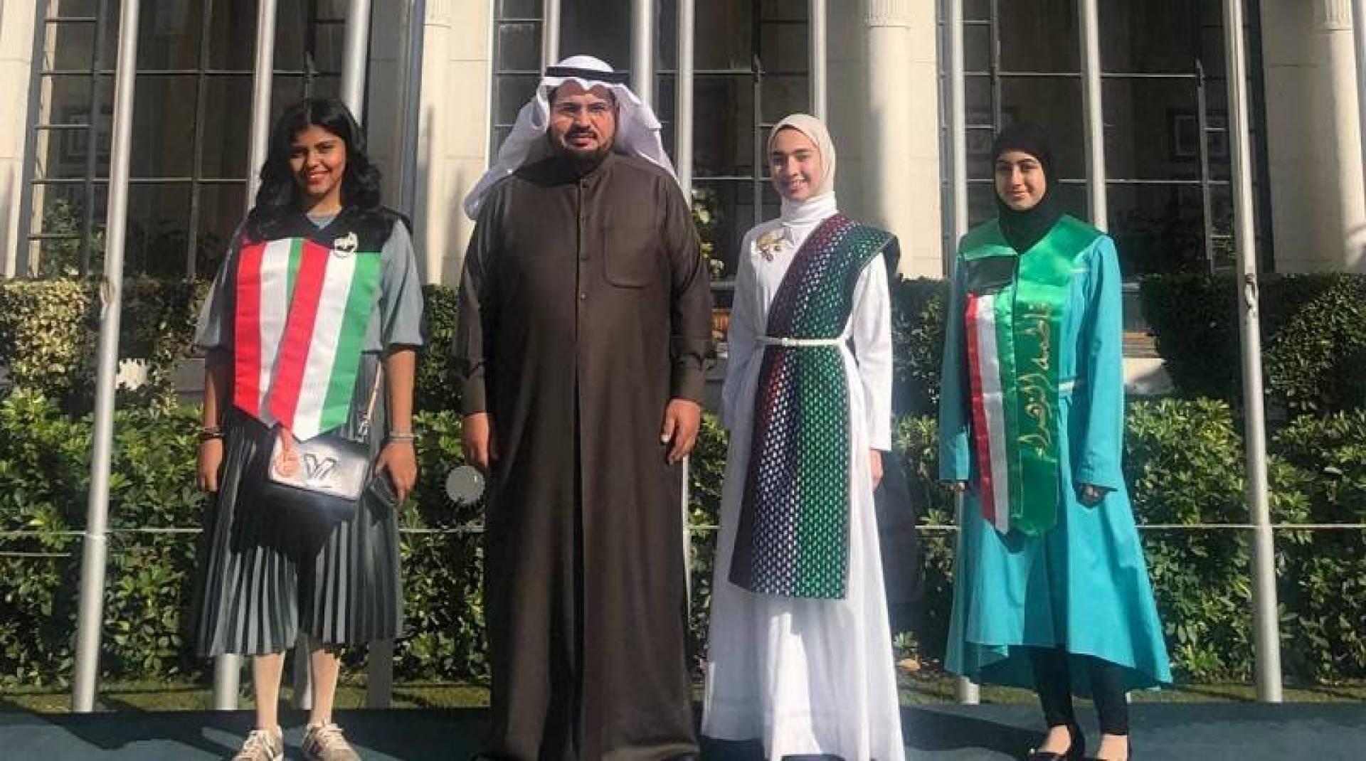 كويتيون يحصدون مراكز أولى بمسابقة التحدث باللغة العربية الفصحى