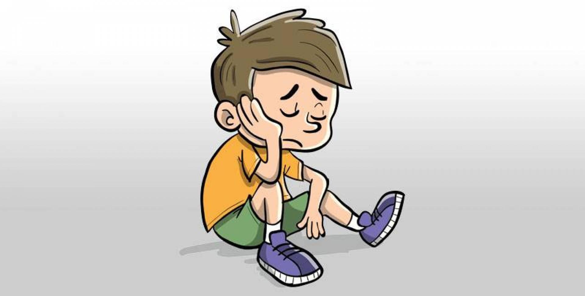 الأفكار الانتحارية عند الأطفال تبدأ في سن مبكّرة
