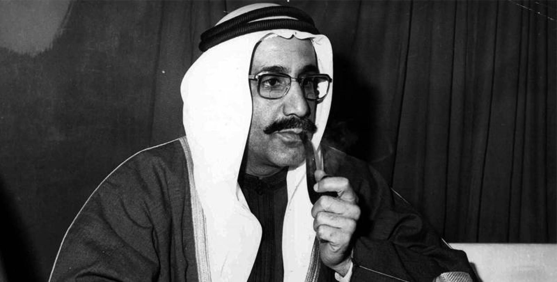 عبدالرحمن العتيقي وزير المالية.. أرشيفية