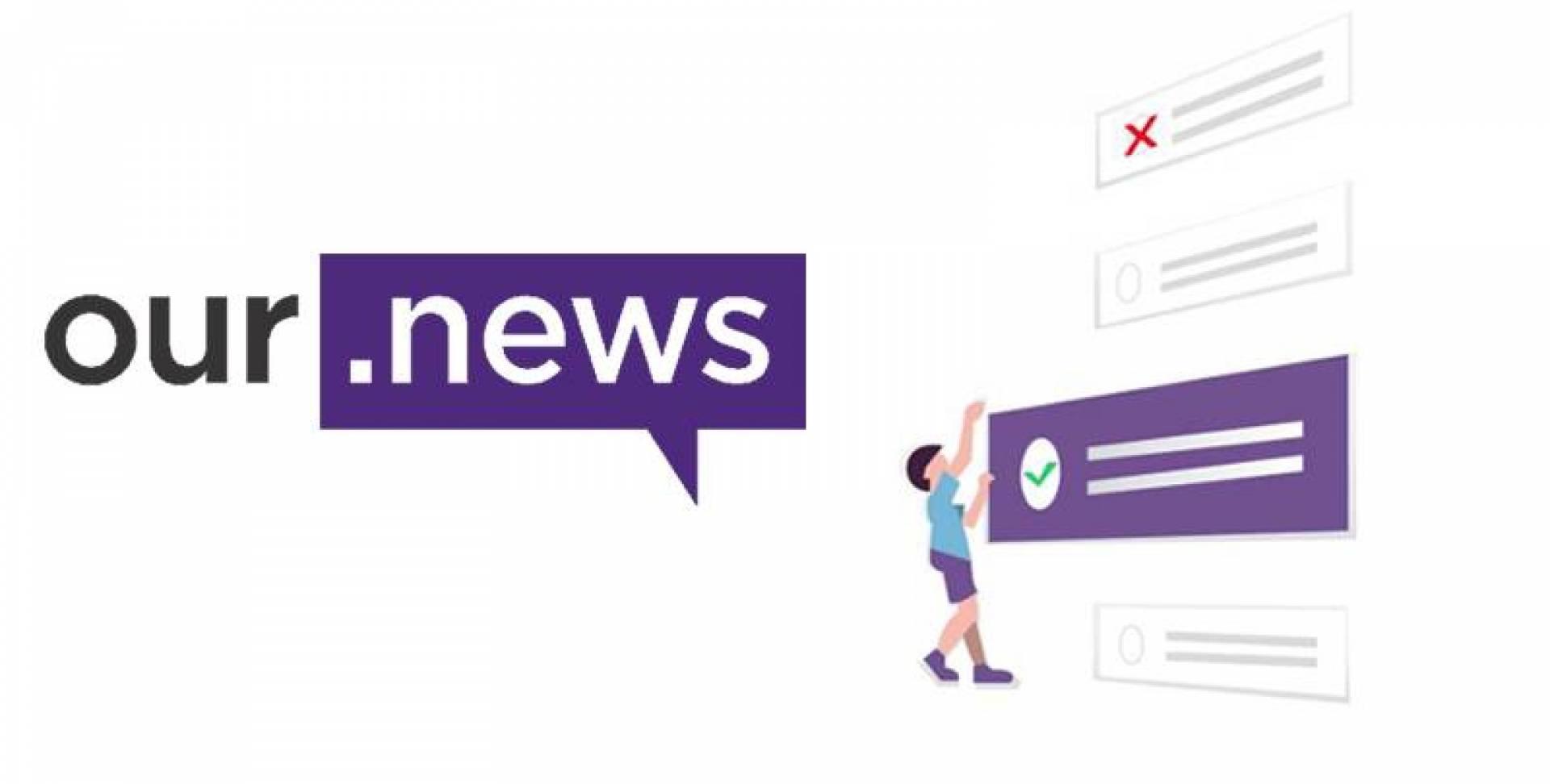 Our.News.. كاشف «الكذب» الإخباري