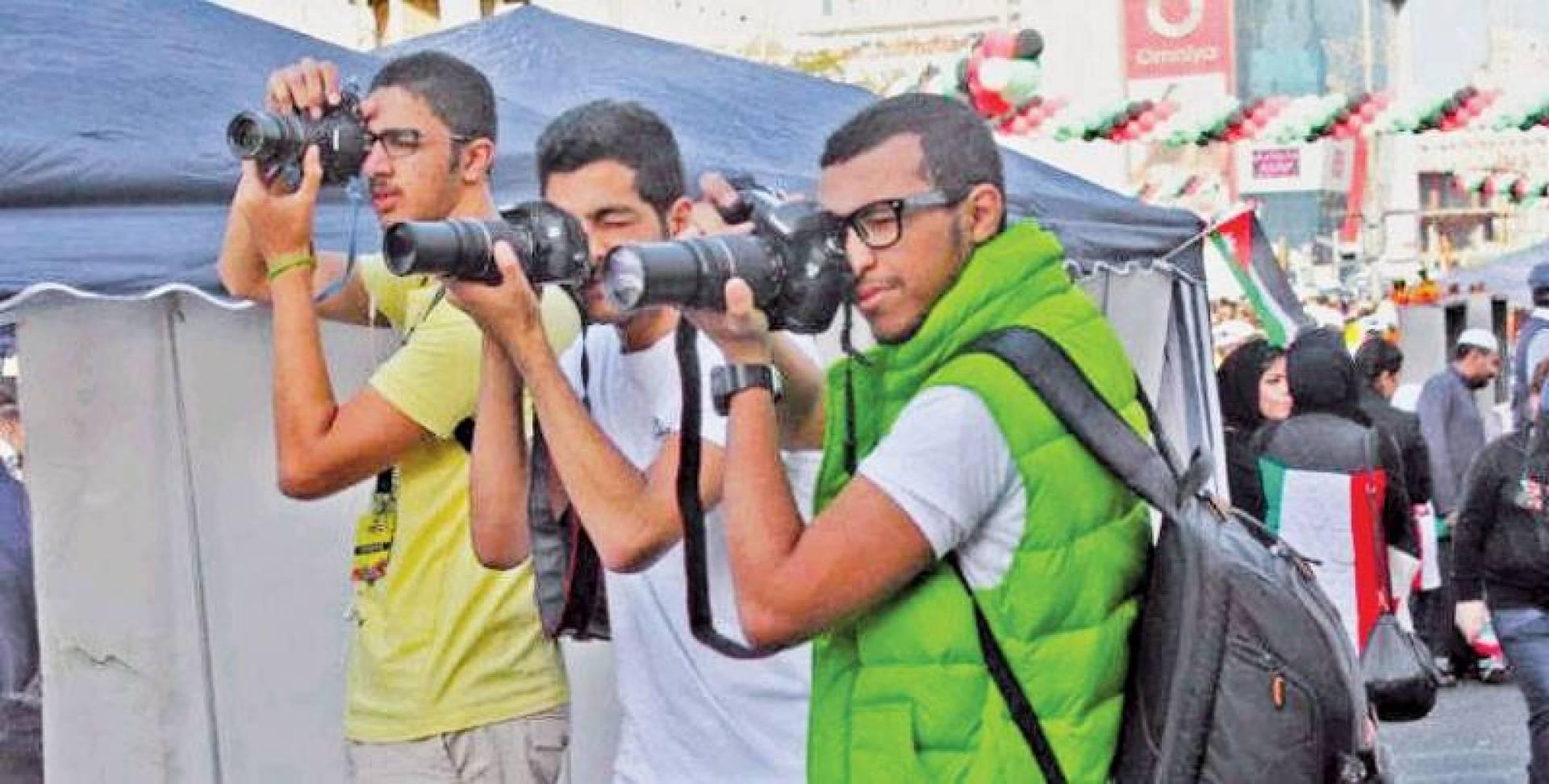 «كويتي وأفتخر» نظّم ورشة تصوير فوتوغرافي للمصورين المتطوعين