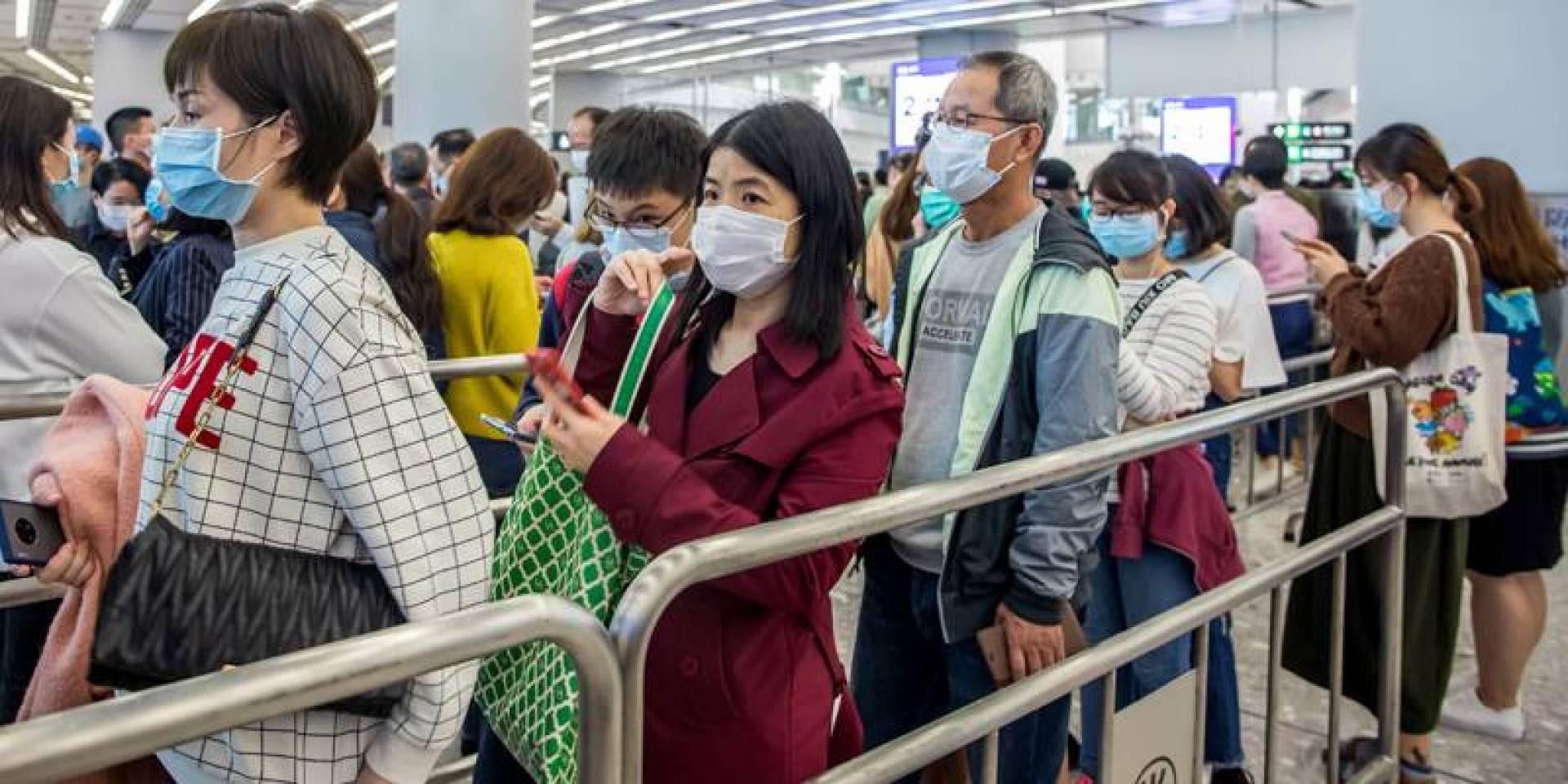 «كورونا» يدفع المقيمين الأجانب للرحيل عن «هونغ كونغ»
