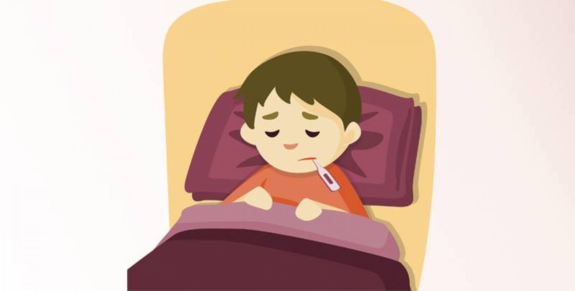 «لو فيغارو»: «حرارة» الأطفال.. تقاوم تكاثر الفيروسات