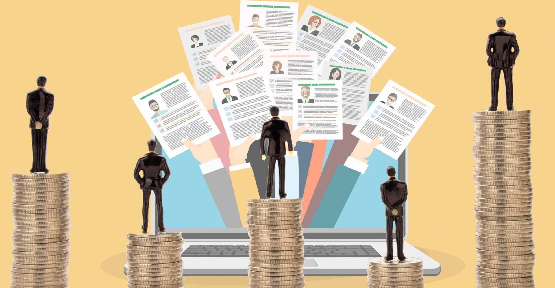 قائمة الوظائف.. الأكثر طلباً في الولايات المتحدة